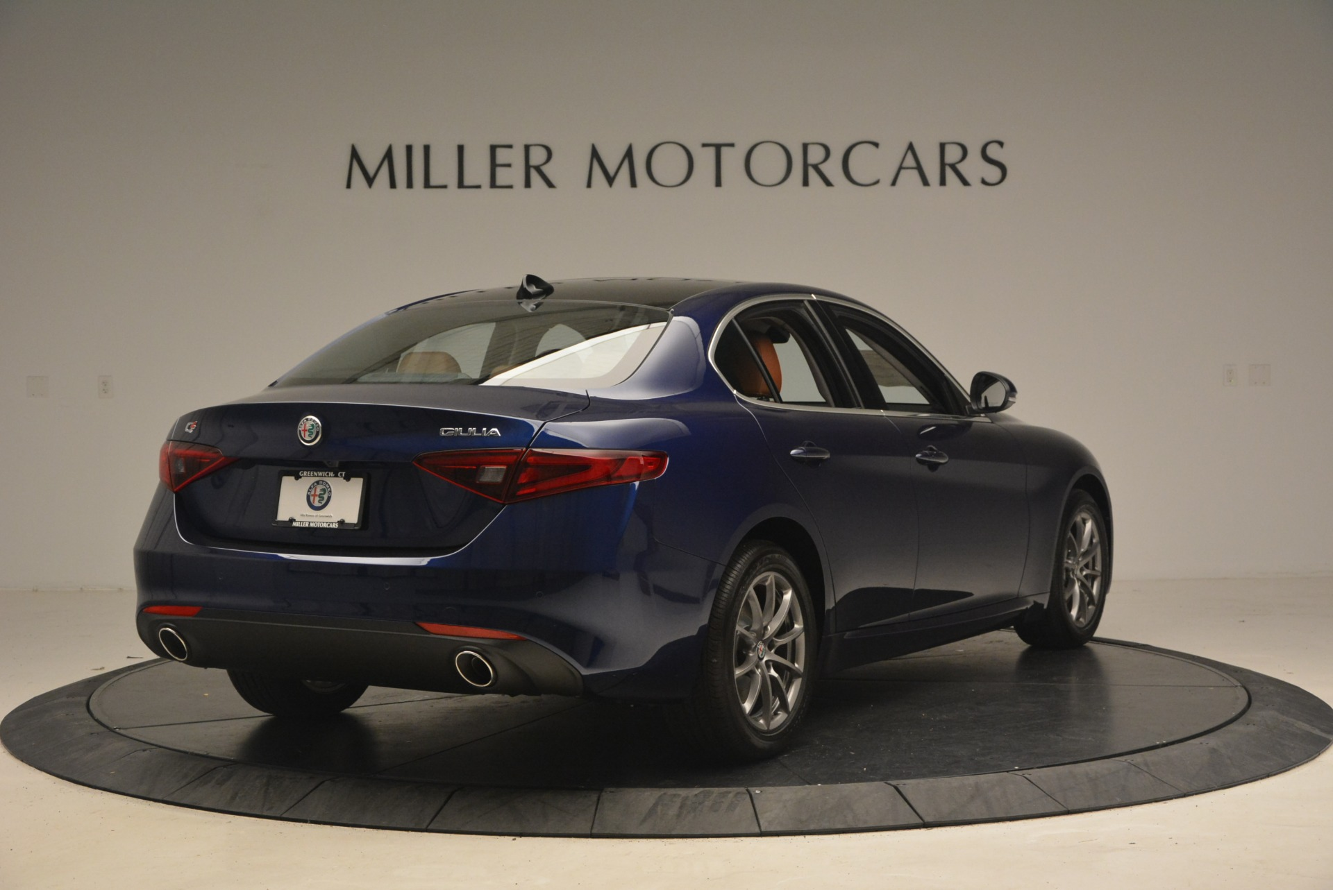 New 2018 Alfa Romeo Giulia Q4 For Sale In Greenwich, CT. Alfa Romeo of Greenwich, L419 2327_p7