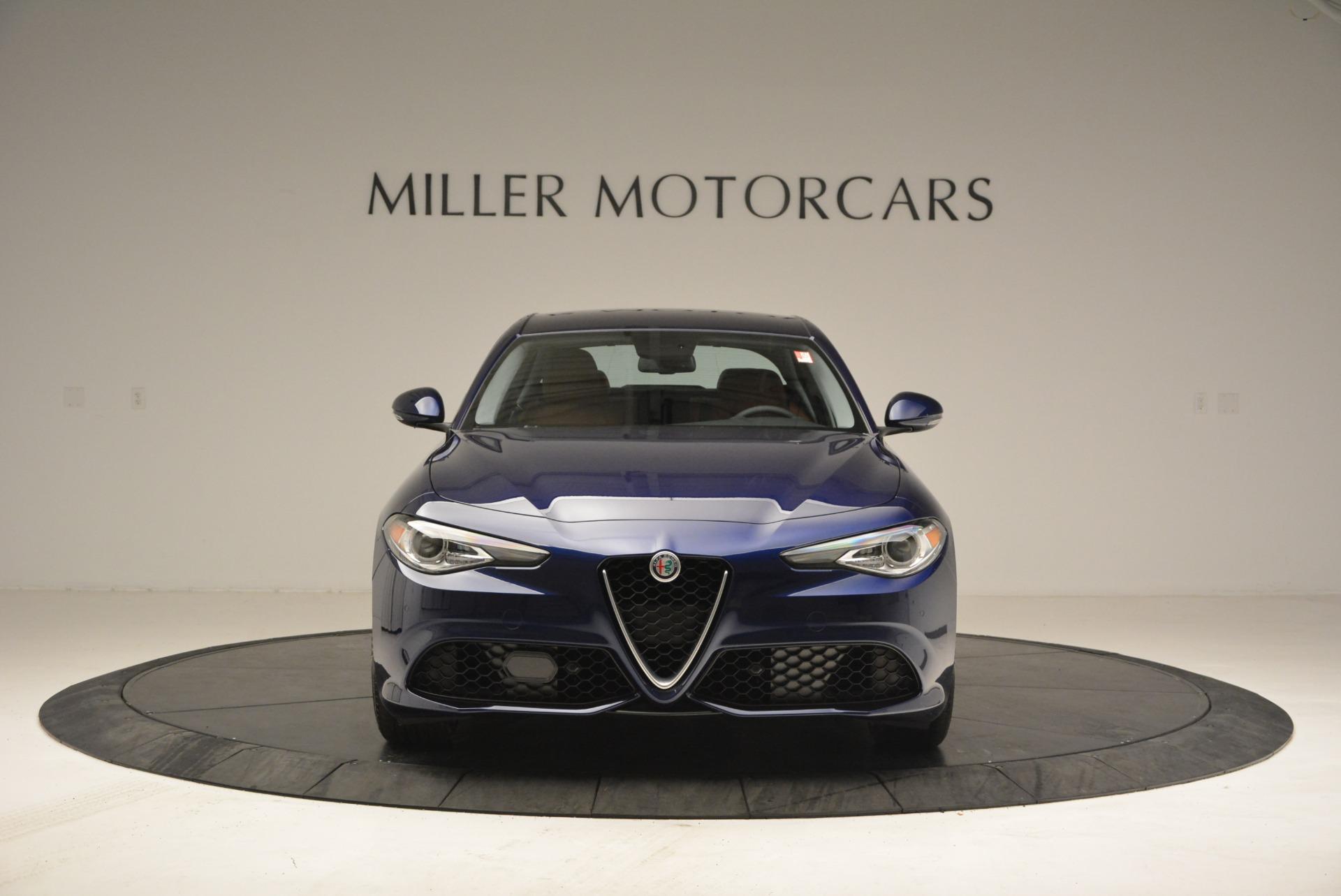 New 2018 Alfa Romeo Giulia Ti Sport Q4 For Sale In Greenwich, CT. Alfa Romeo of Greenwich, L421 2329_p12
