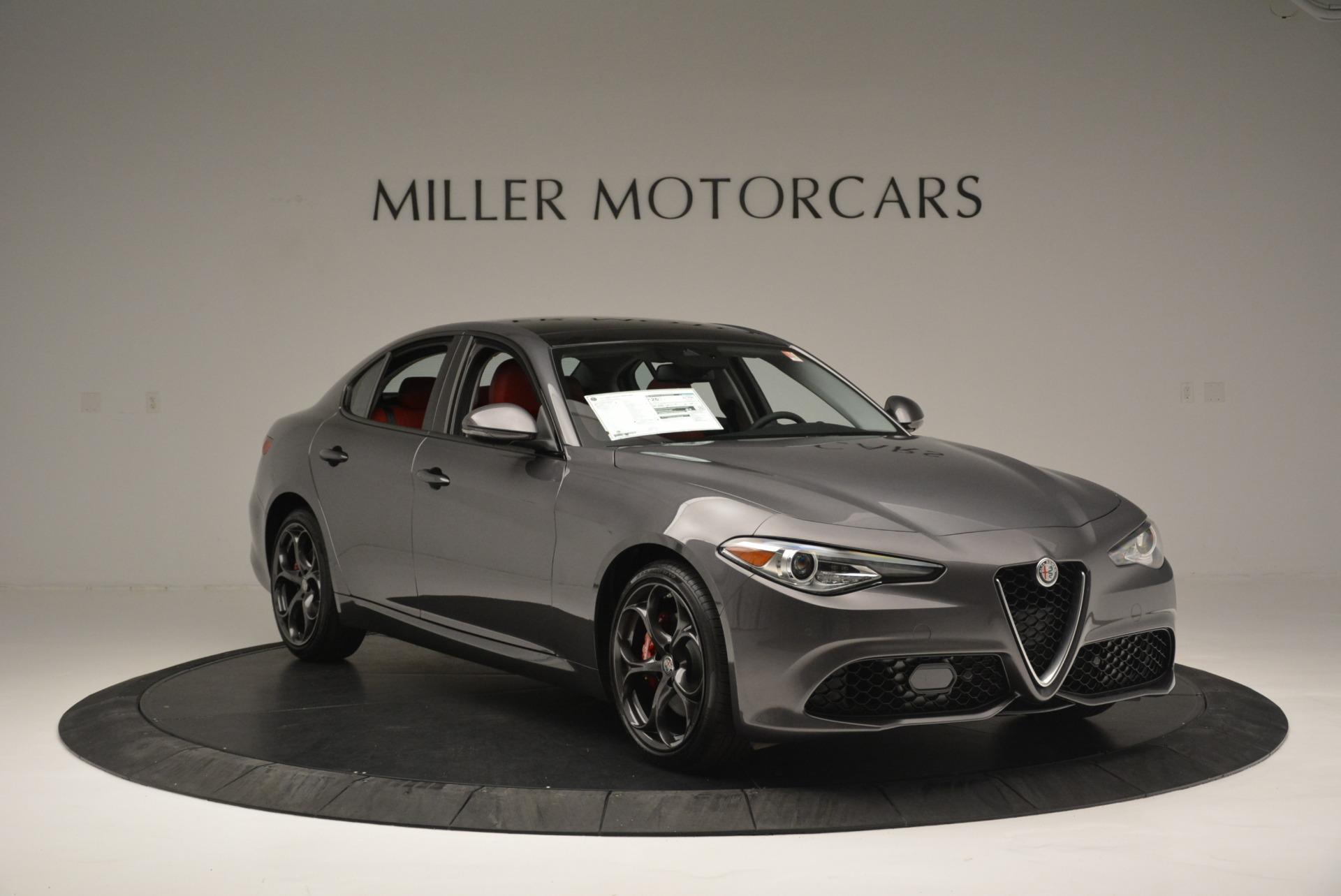 New 2018 Alfa Romeo Giulia Ti Sport Q4 For Sale In Greenwich, CT. Alfa Romeo of Greenwich, L424 2332_p11