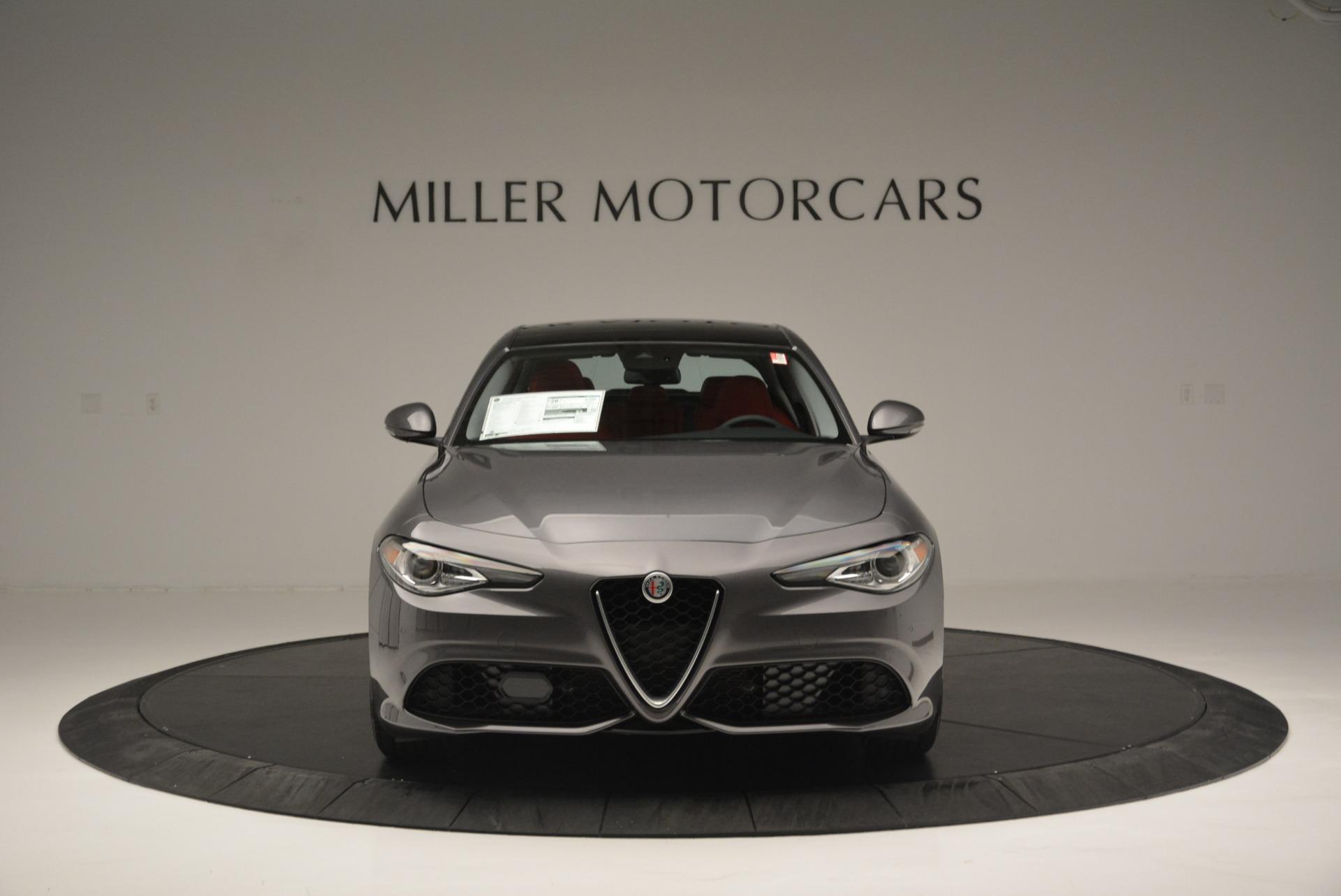 New 2018 Alfa Romeo Giulia Ti Sport Q4 For Sale In Greenwich, CT. Alfa Romeo of Greenwich, L424 2332_p12