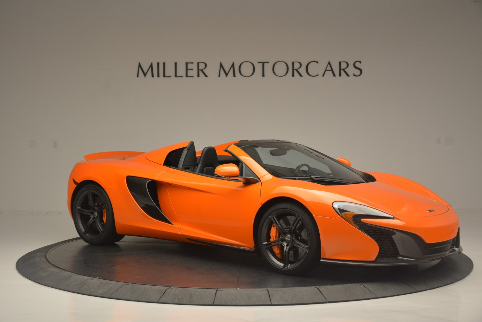 Used 2015 McLaren 650S Spider For Sale In Greenwich, CT. Alfa Romeo of Greenwich, 3139A 2338_p10
