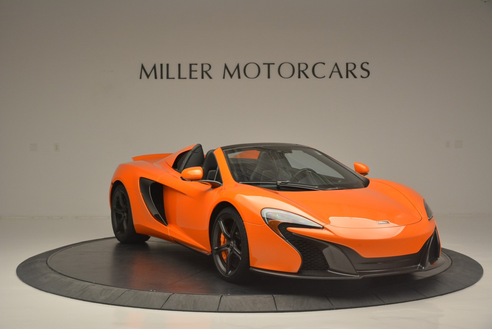 Used 2015 McLaren 650S Spider For Sale In Greenwich, CT. Alfa Romeo of Greenwich, 3139A 2338_p11