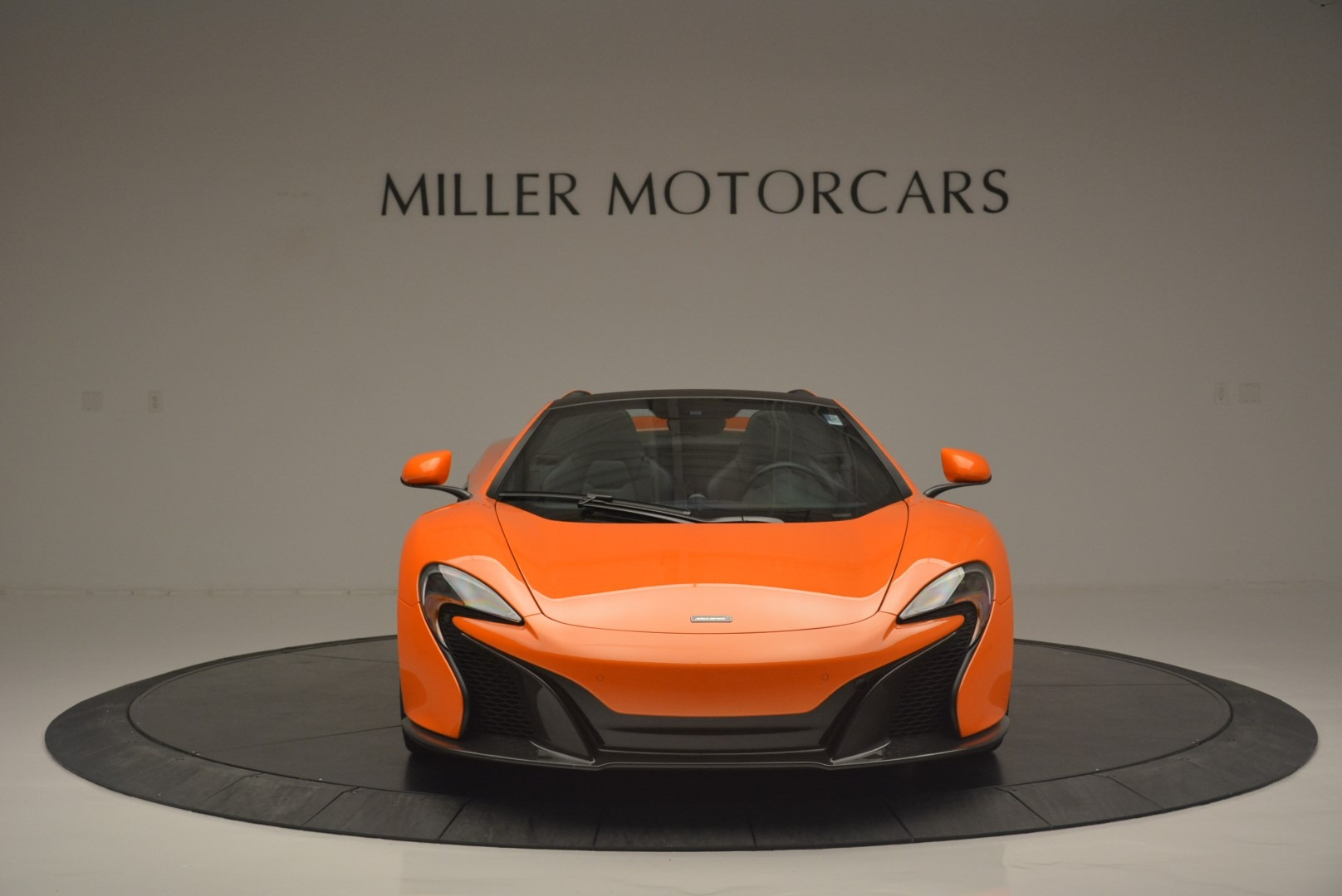 Used 2015 McLaren 650S Spider For Sale In Greenwich, CT. Alfa Romeo of Greenwich, 3139A 2338_p12