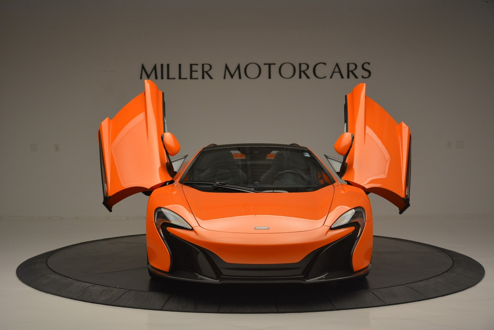 Used 2015 McLaren 650S Spider For Sale In Greenwich, CT. Alfa Romeo of Greenwich, 3139A 2338_p13