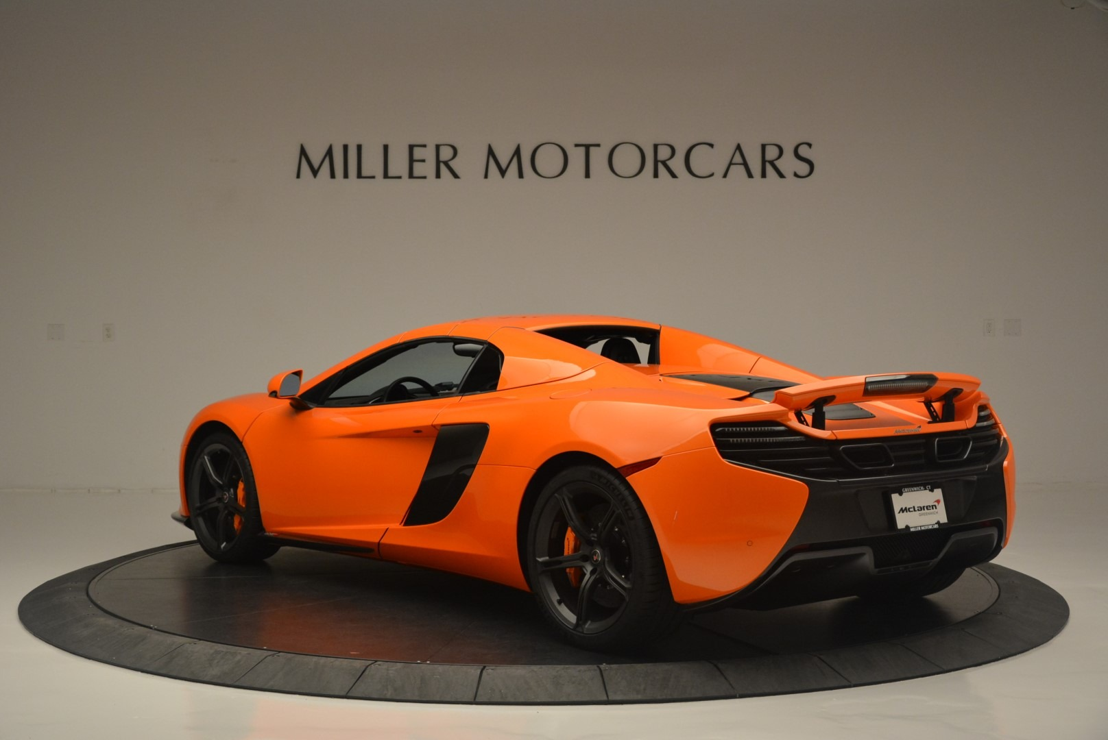 Used 2015 McLaren 650S Spider For Sale In Greenwich, CT. Alfa Romeo of Greenwich, 3139A 2338_p17