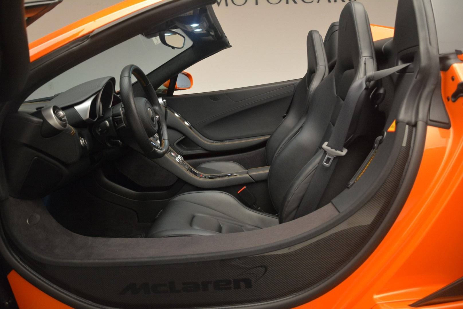 Used 2015 McLaren 650S Spider For Sale In Greenwich, CT. Alfa Romeo of Greenwich, 3139A 2338_p23