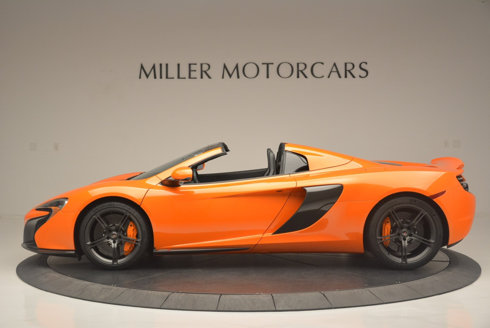 Used 2015 McLaren 650S Spider For Sale In Greenwich, CT. Alfa Romeo of Greenwich, 3139A 2338_p3