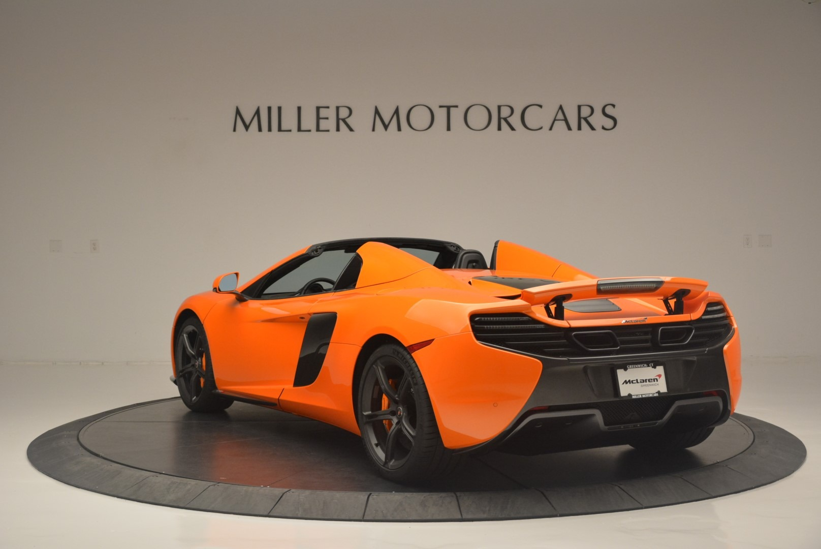 Used 2015 McLaren 650S Spider For Sale In Greenwich, CT. Alfa Romeo of Greenwich, 3139A 2338_p5
