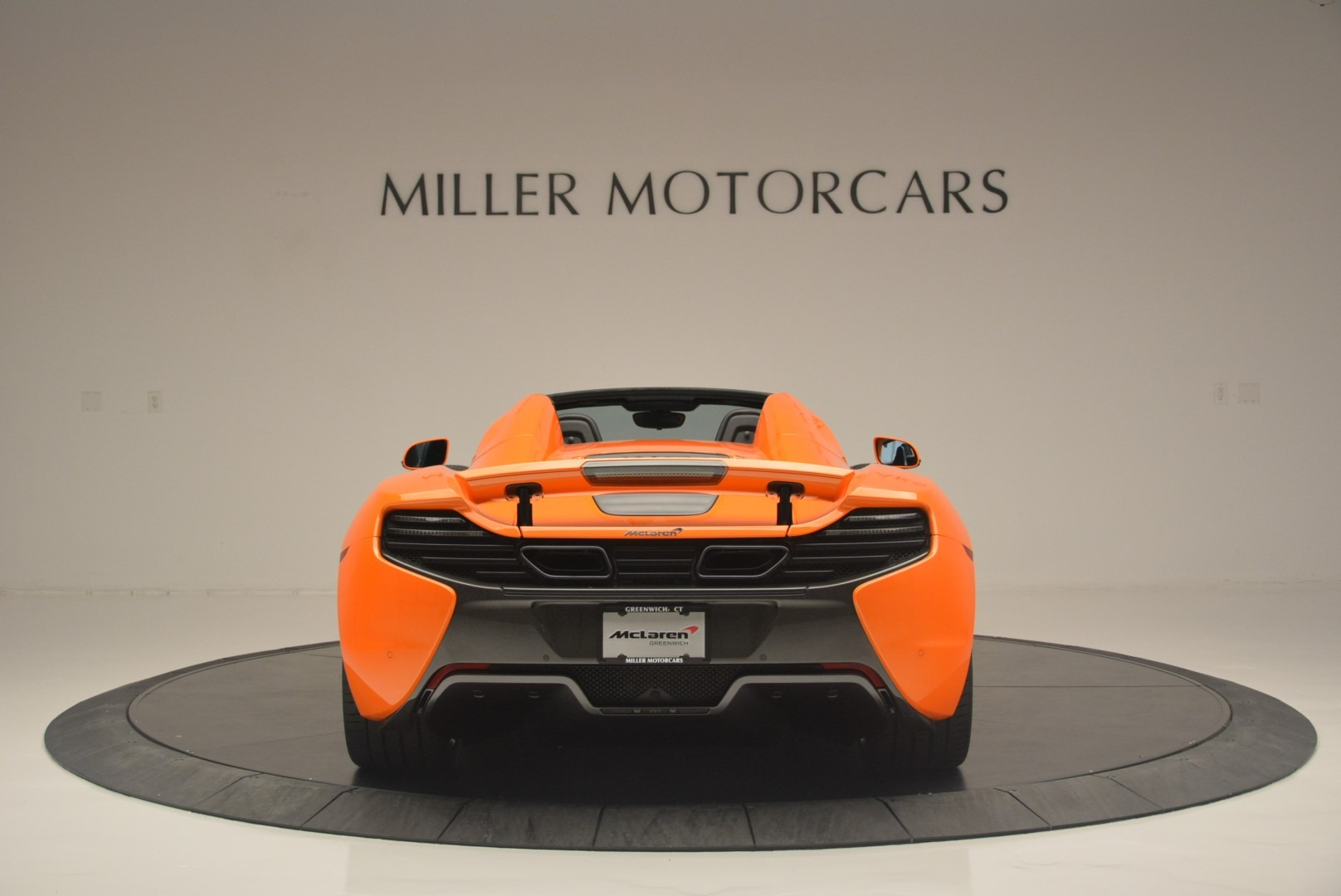 Used 2015 McLaren 650S Spider For Sale In Greenwich, CT. Alfa Romeo of Greenwich, 3139A 2338_p6