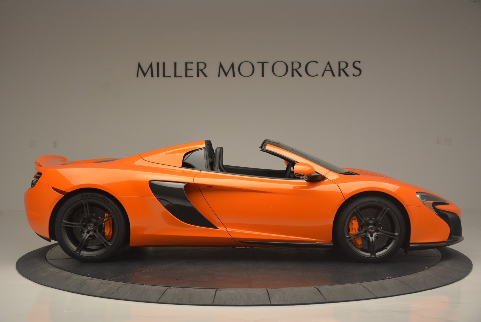 Used 2015 McLaren 650S Spider For Sale In Greenwich, CT. Alfa Romeo of Greenwich, 3139A 2338_p9
