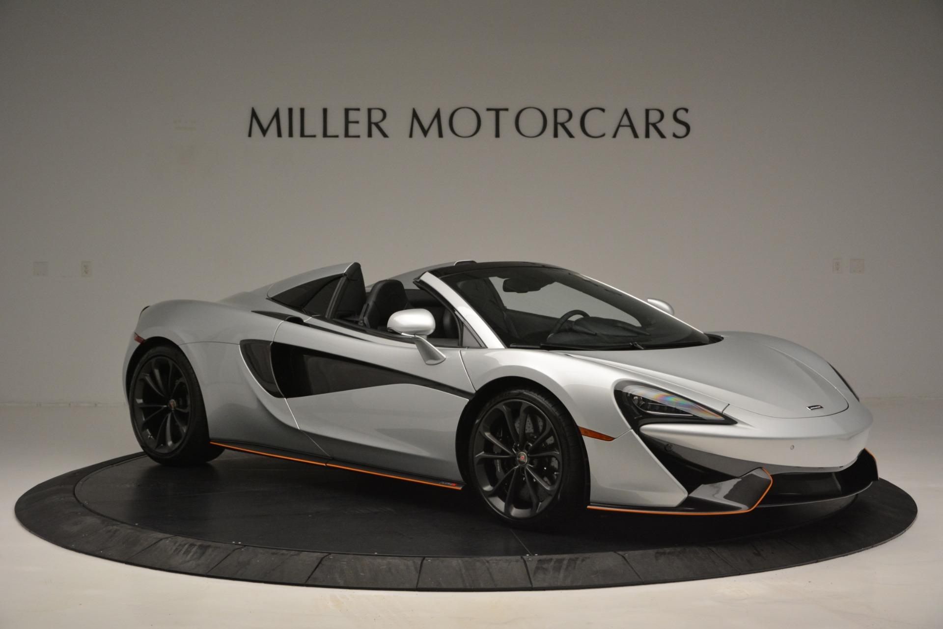 Used 2018 McLaren 570S Spider For Sale In Greenwich, CT. Alfa Romeo of Greenwich, MC369 2340_p10