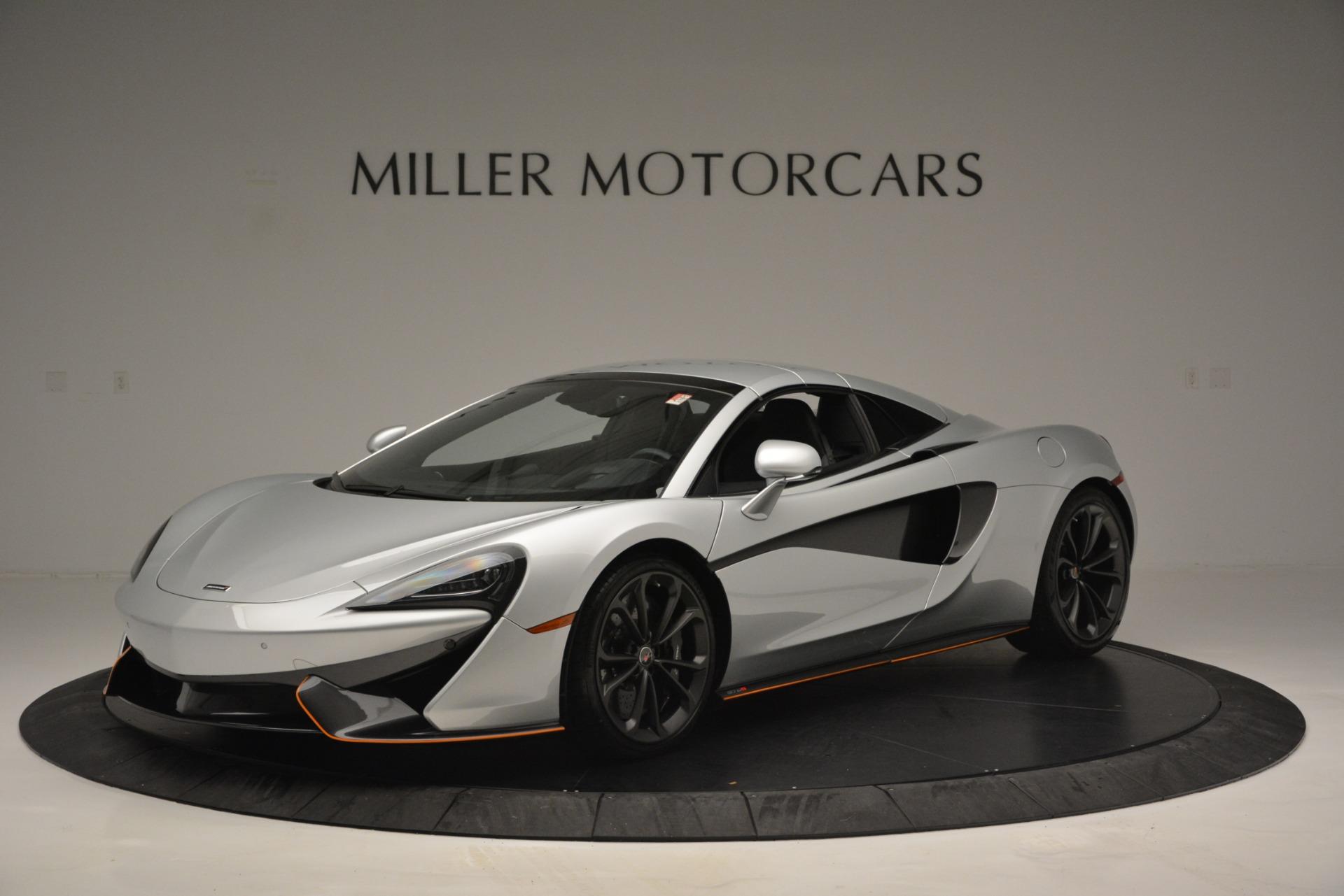 Used 2018 McLaren 570S Spider For Sale In Greenwich, CT. Alfa Romeo of Greenwich, MC369 2340_p15