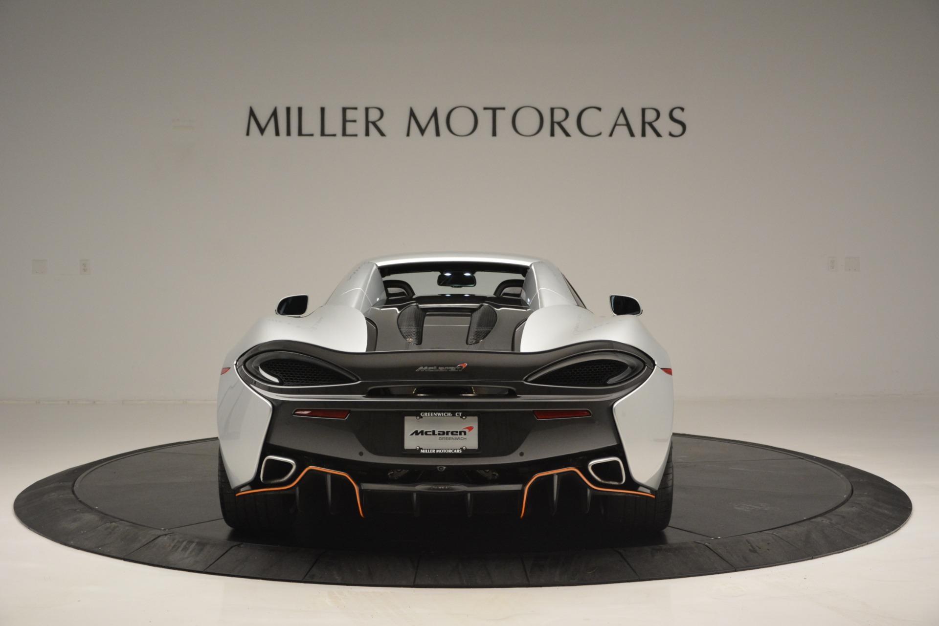 Used 2018 McLaren 570S Spider For Sale In Greenwich, CT. Alfa Romeo of Greenwich, MC369 2340_p18
