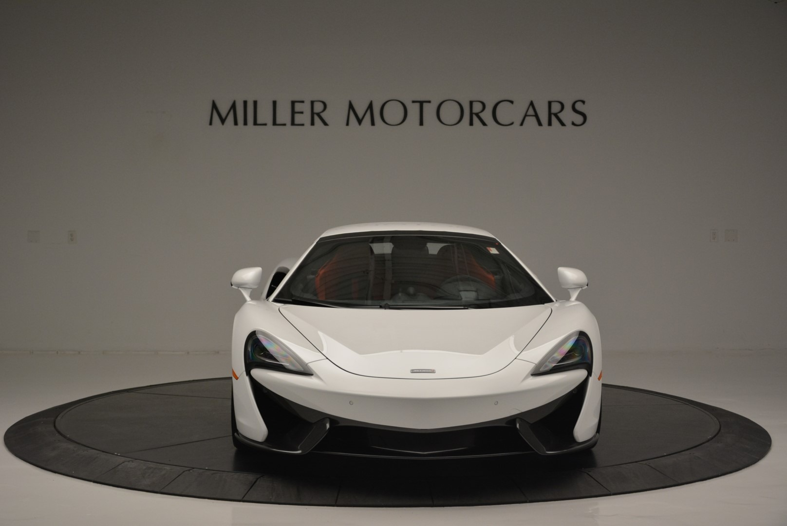 Used 2018 McLaren 570S Spider For Sale In Greenwich, CT. Alfa Romeo of Greenwich, 3149 2341_p21