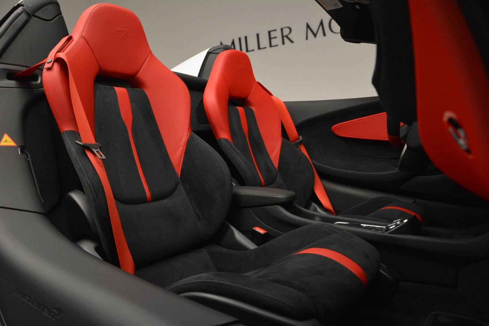 Used 2018 McLaren 570S Spider For Sale In Greenwich, CT. Alfa Romeo of Greenwich, 3149 2341_p26