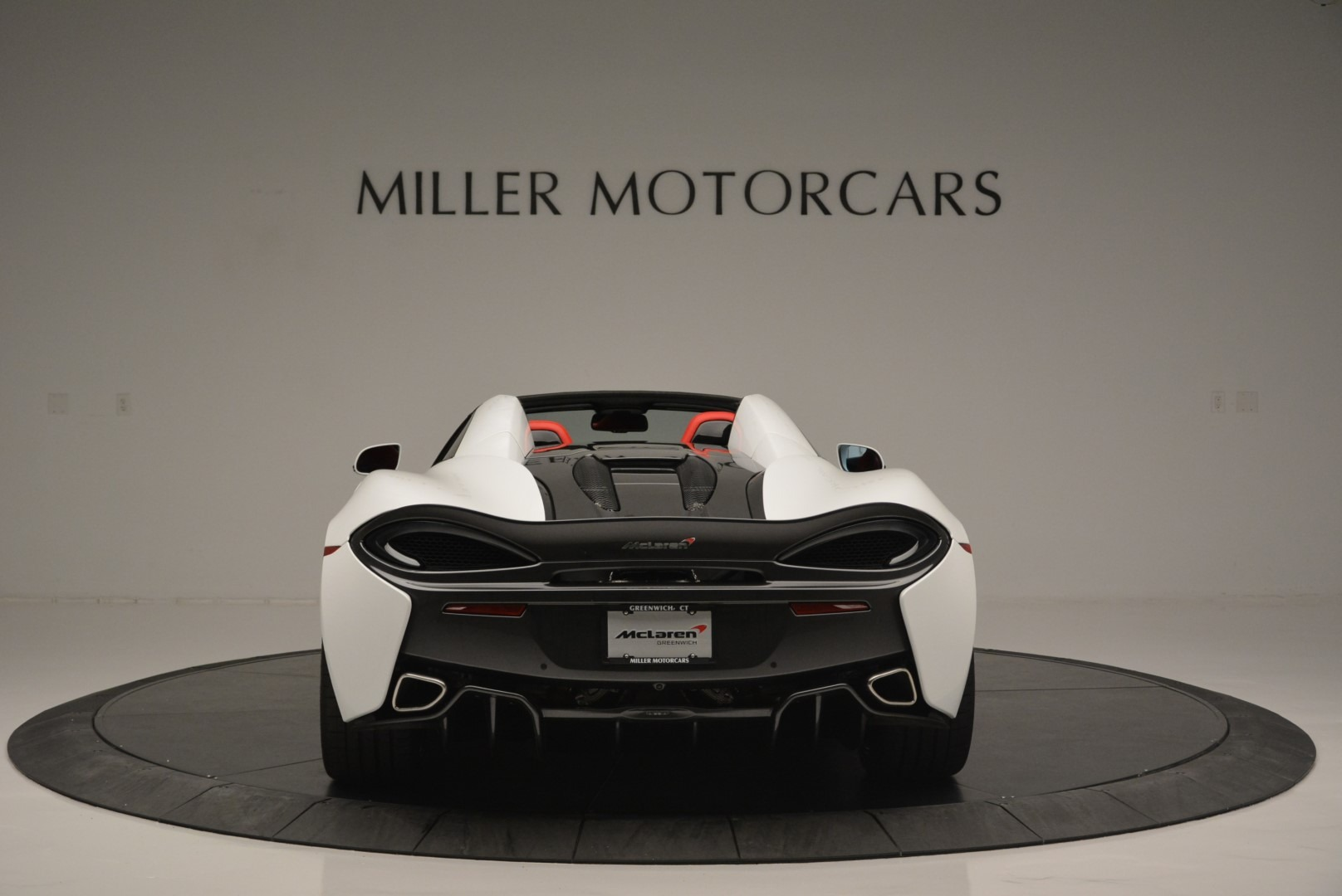 Used 2018 McLaren 570S Spider For Sale In Greenwich, CT. Alfa Romeo of Greenwich, 3149 2341_p6
