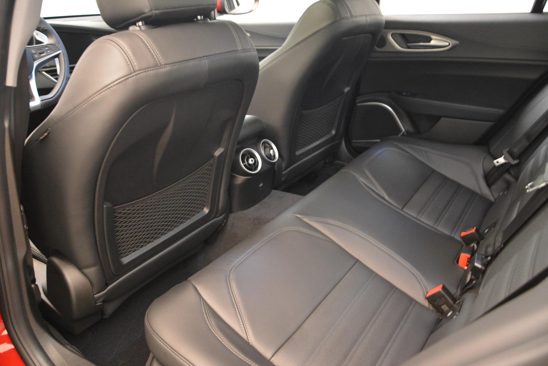 New 2018 Alfa Romeo Giulia Ti Sport Q4 For Sale In Greenwich, CT. Alfa Romeo of Greenwich, L430 2346_p16