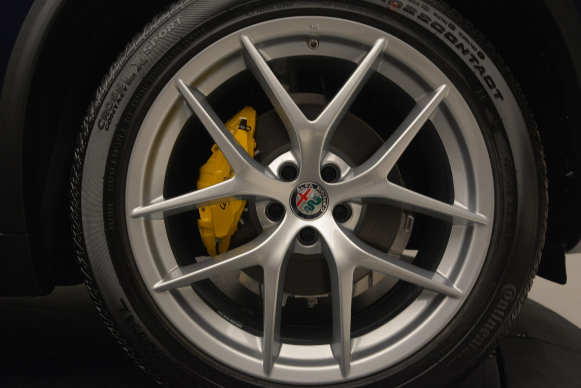 New 2018 Alfa Romeo Stelvio Ti Q4 For Sale In Greenwich, CT. Alfa Romeo of Greenwich, LW192 2349_p26