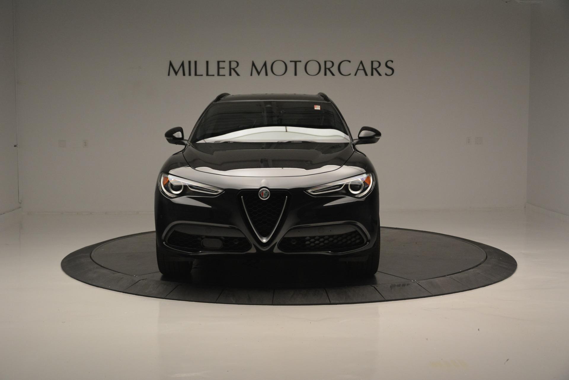 New 2018 Alfa Romeo Stelvio Ti Sport Q4 For Sale In Greenwich, CT. Alfa Romeo of Greenwich, LW195 2352_p16