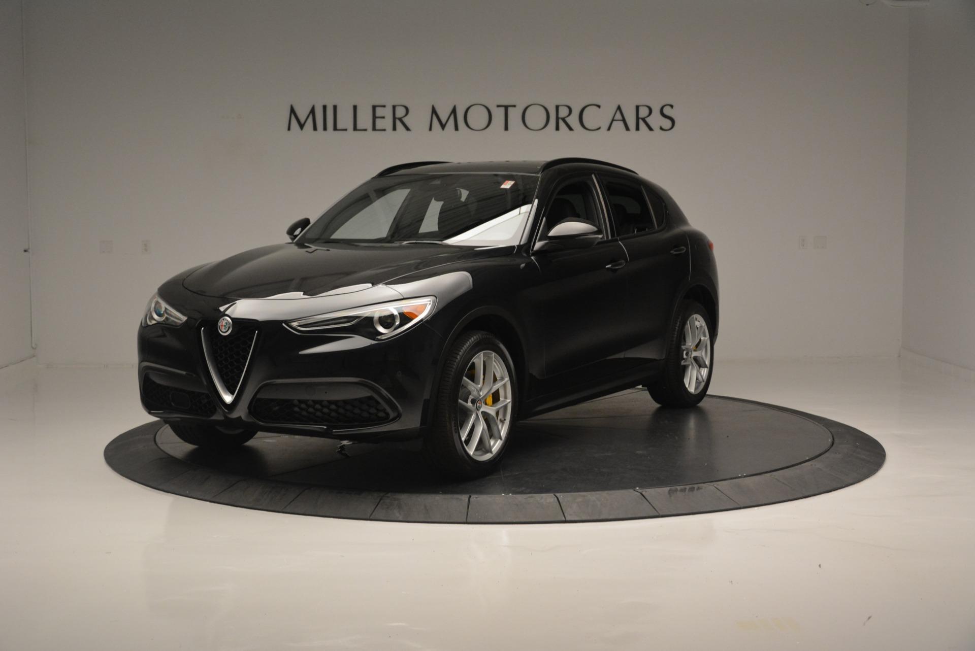 New 2018 Alfa Romeo Stelvio Ti Sport Q4 For Sale In Greenwich, CT. Alfa Romeo of Greenwich, LW195 2352_p2