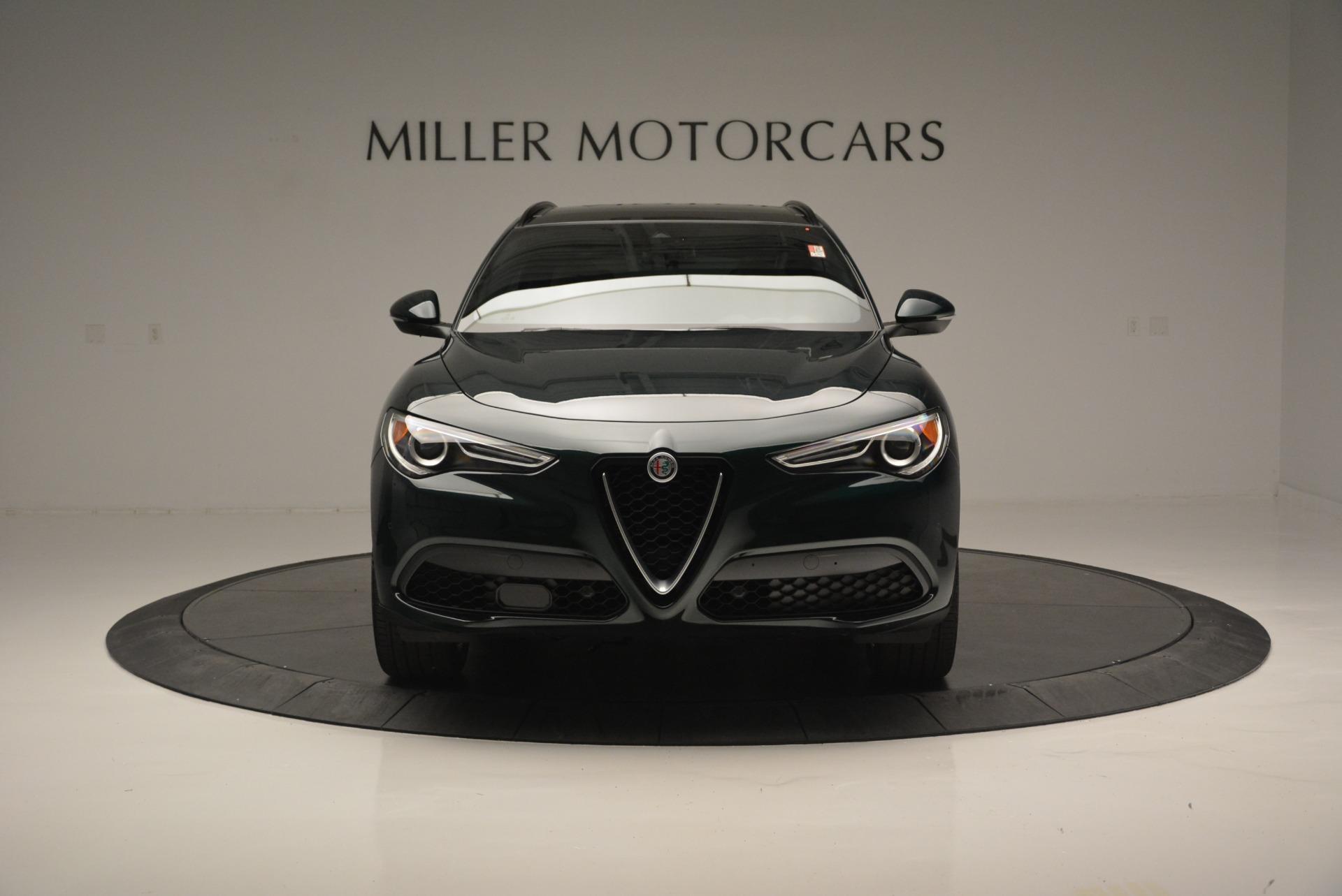 New 2018 Alfa Romeo Stelvio Ti Sport Q4 For Sale In Greenwich, CT. Alfa Romeo of Greenwich, LW196 2353_p17