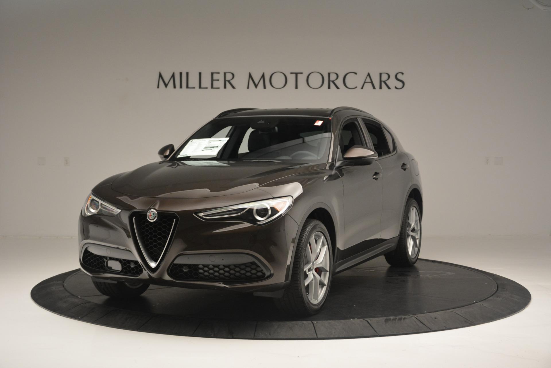 New 2018 Alfa Romeo Stelvio Ti Sport Q4 For Sale In Greenwich, CT. Alfa Romeo of Greenwich, L433 2354_main