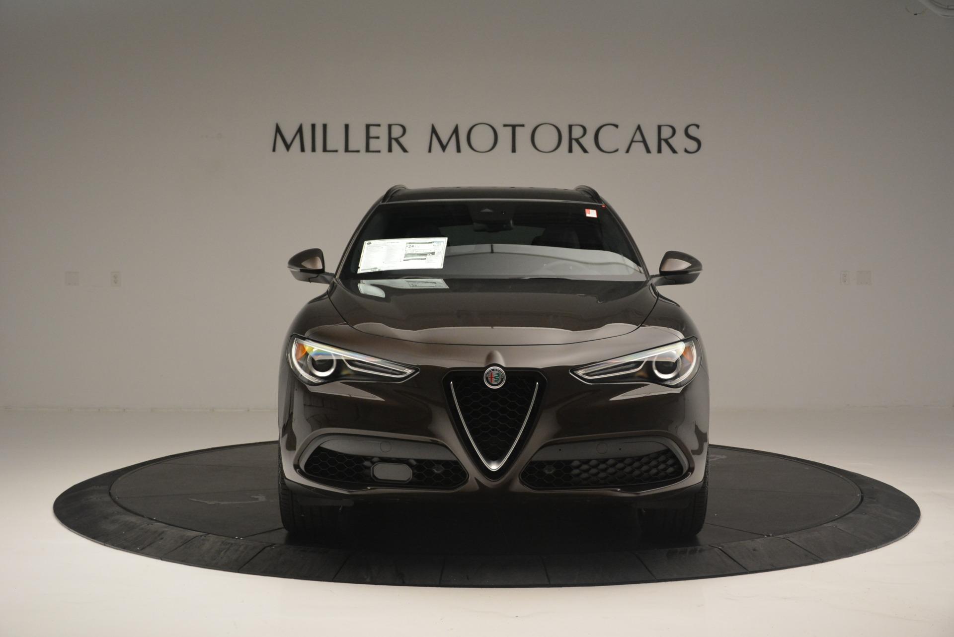 New 2018 Alfa Romeo Stelvio Ti Sport Q4 For Sale In Greenwich, CT. Alfa Romeo of Greenwich, L433 2354_p12