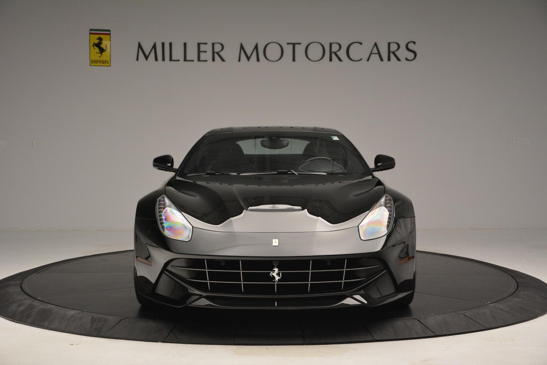 Used 2014 Ferrari F12 Berlinetta  For Sale In Greenwich, CT. Alfa Romeo of Greenwich, 4487 2358_p12