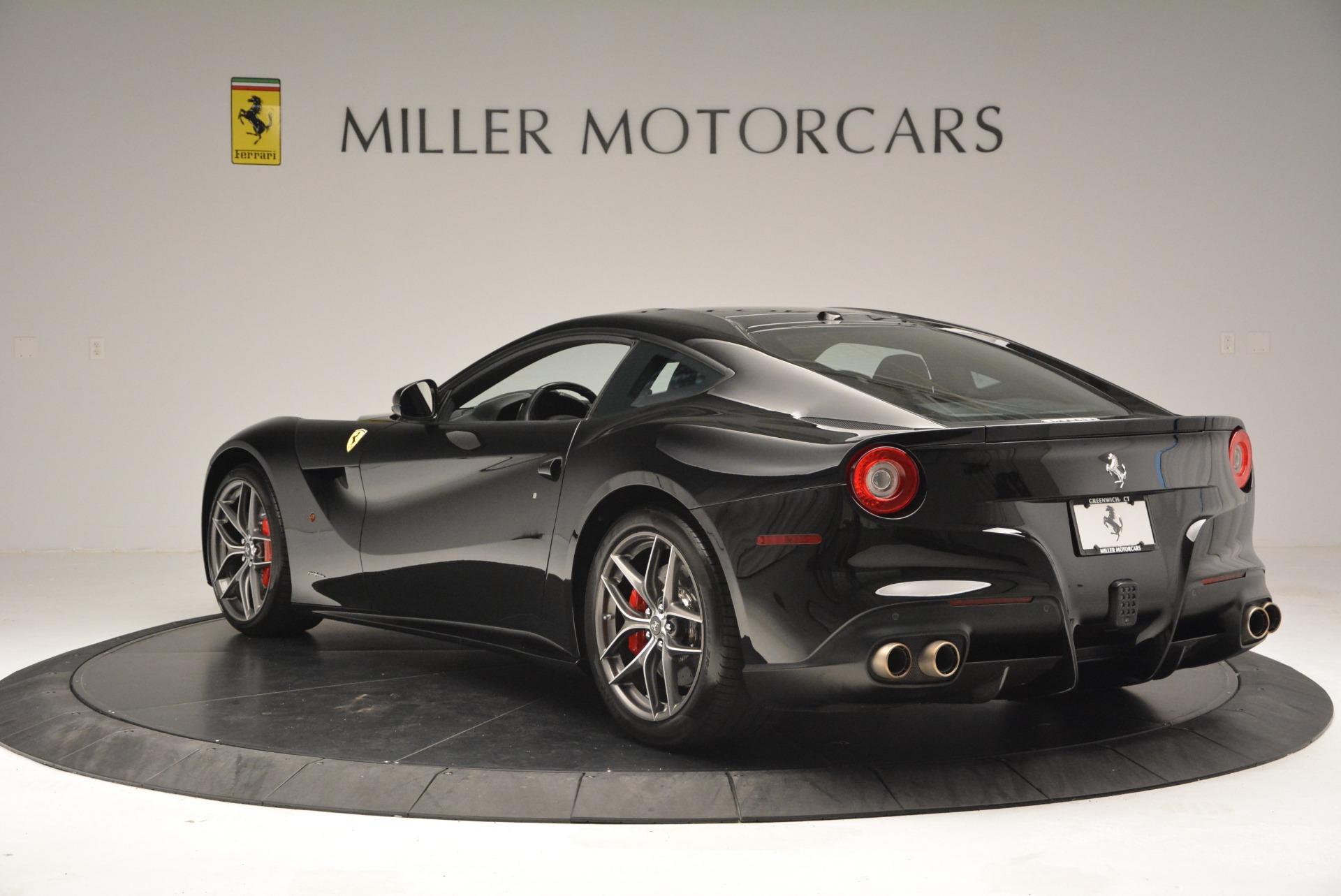 Used 2014 Ferrari F12 Berlinetta  For Sale In Greenwich, CT. Alfa Romeo of Greenwich, 4487 2358_p5