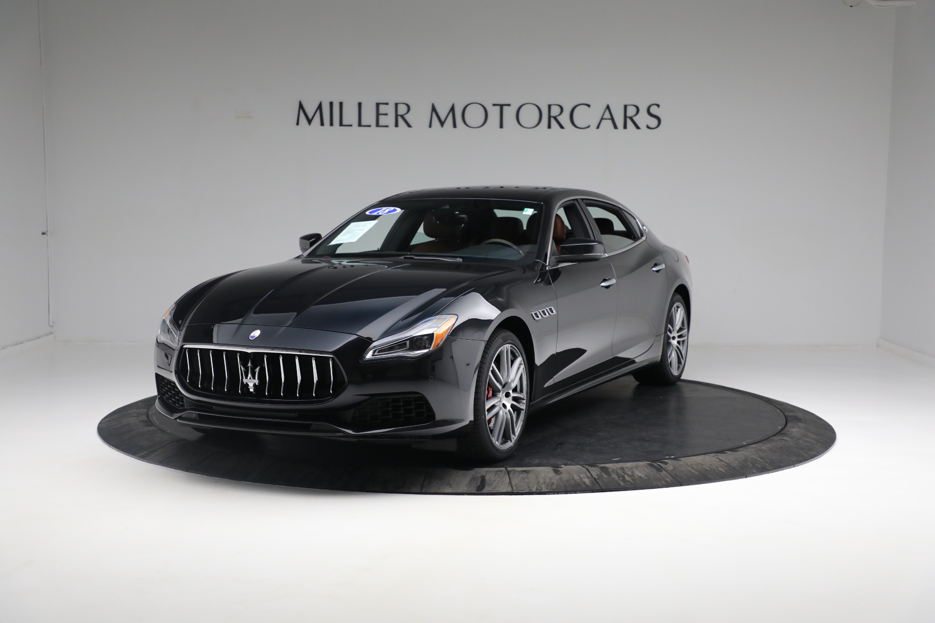 New 2018 Maserati Quattroporte S Q4 For Sale In Greenwich, CT. Alfa Romeo of Greenwich, M2166 2359_main