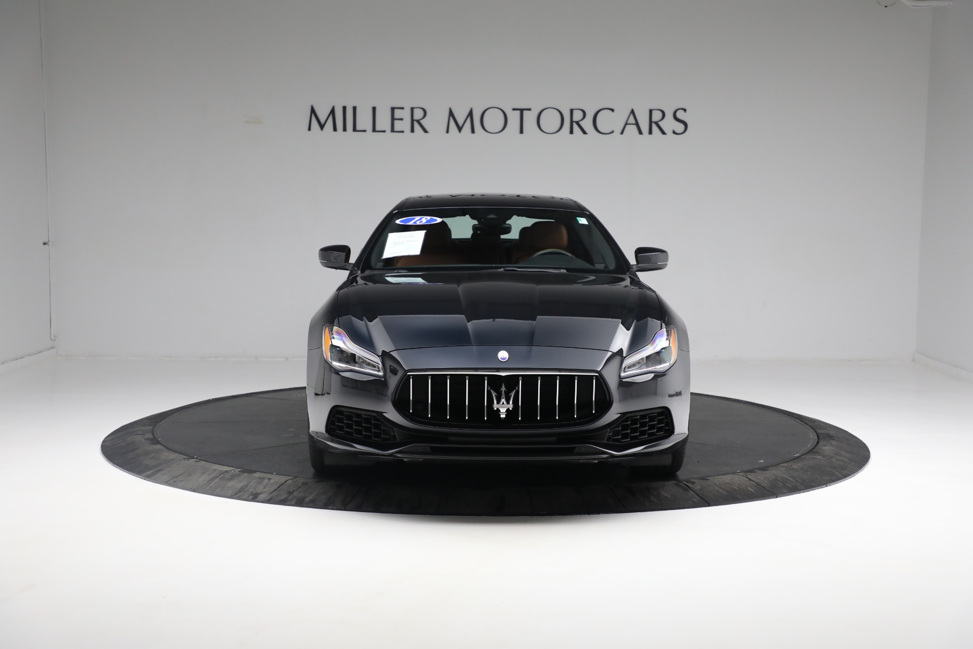 New 2018 Maserati Quattroporte S Q4 For Sale In Greenwich, CT. Alfa Romeo of Greenwich, M2166 2359_p2