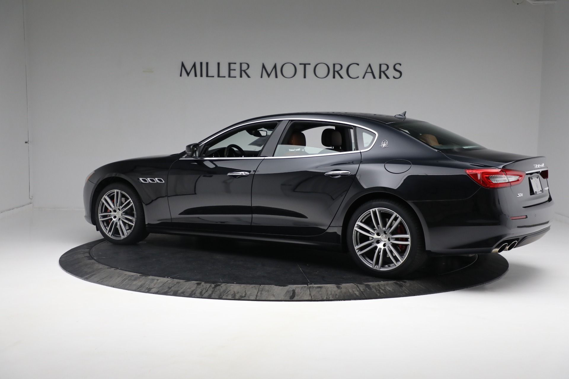 New 2018 Maserati Quattroporte S Q4 For Sale In Greenwich, CT. Alfa Romeo of Greenwich, M2166 2359_p5