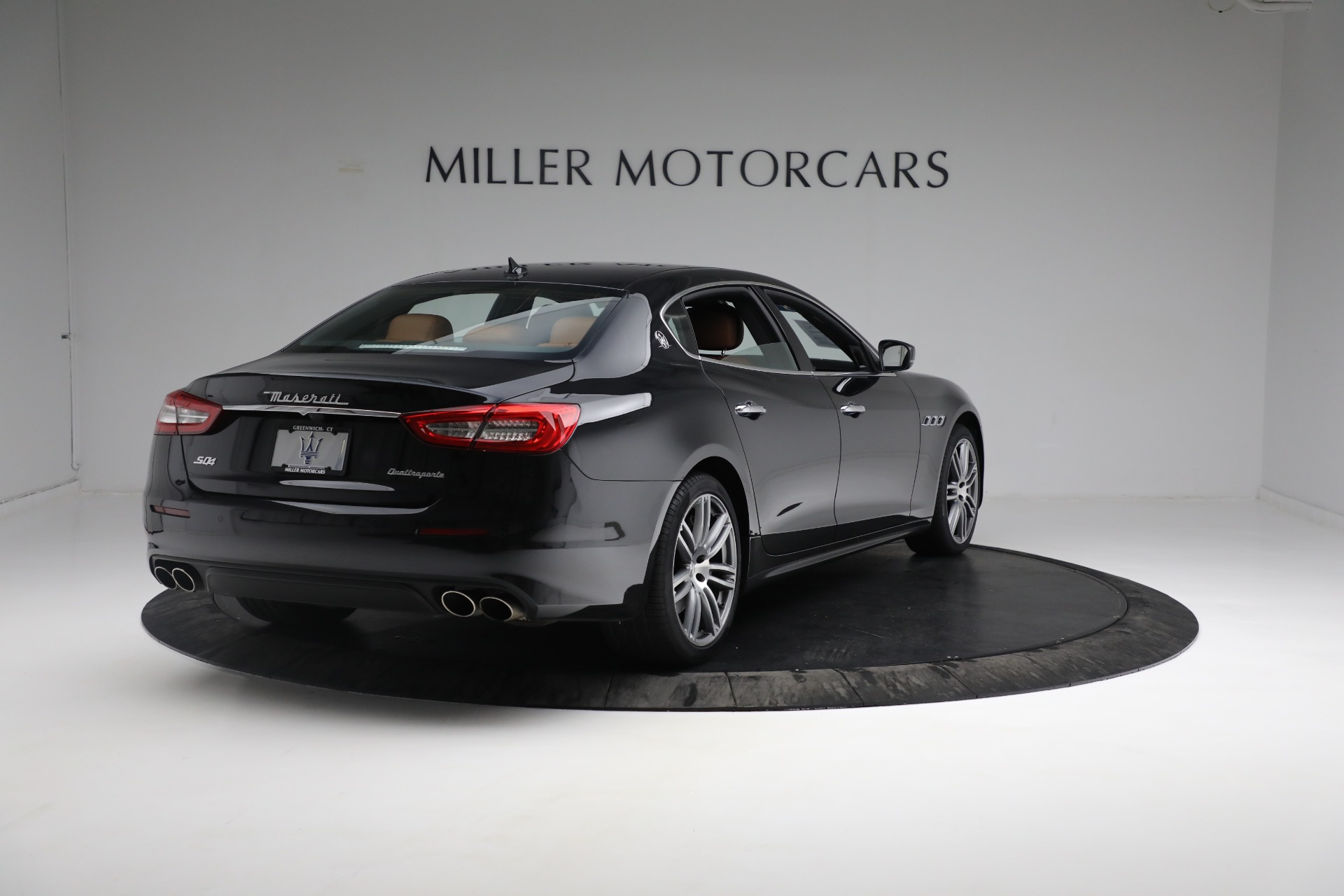 New 2018 Maserati Quattroporte S Q4 For Sale In Greenwich, CT. Alfa Romeo of Greenwich, M2166 2359_p8