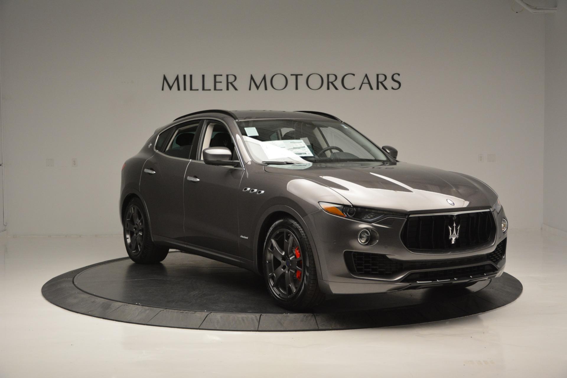 New 2018 Maserati Levante S Q4 GranSport For Sale In Greenwich, CT. Alfa Romeo of Greenwich, M2167 2360_p11