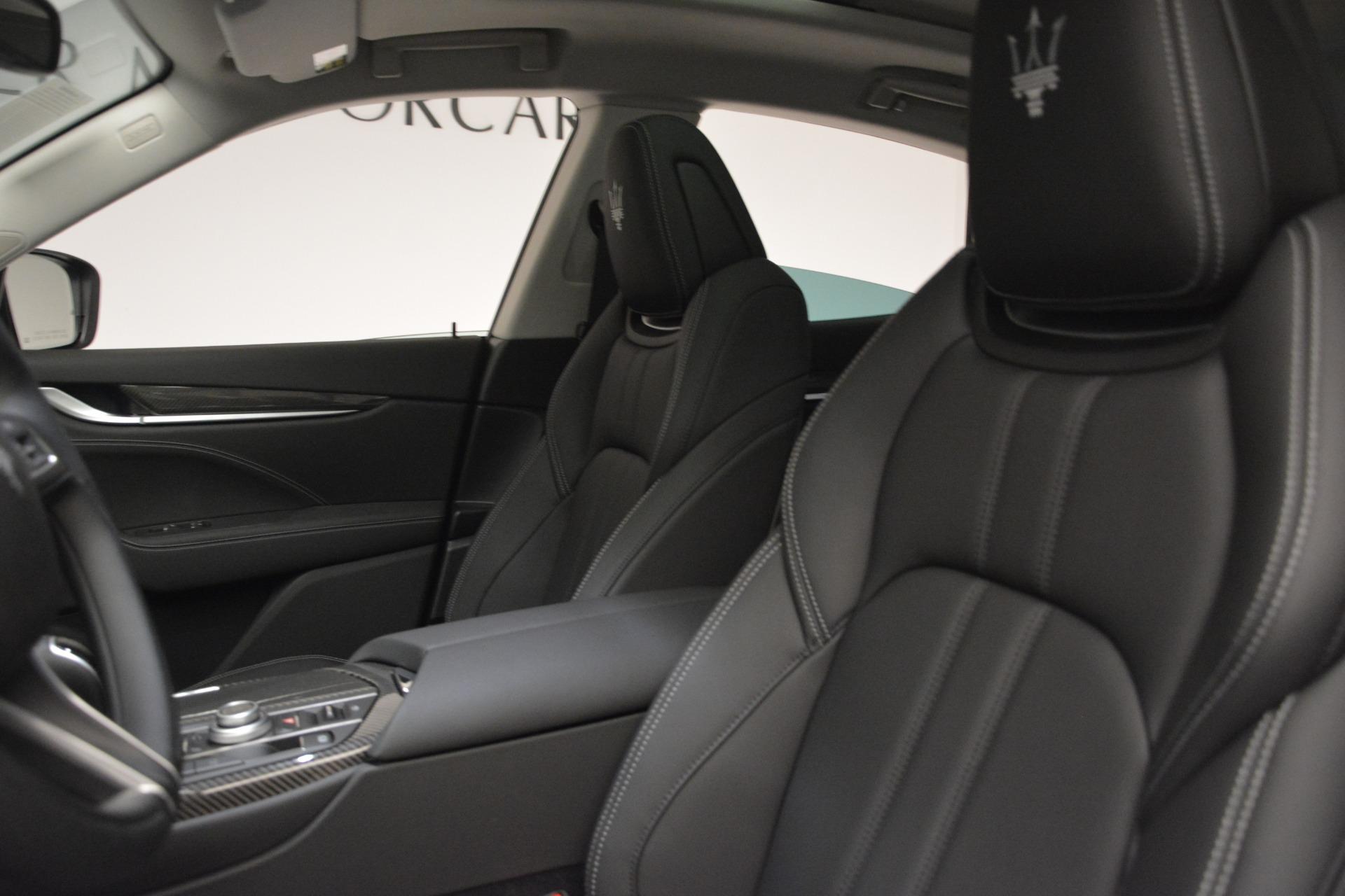 New 2018 Maserati Levante S Q4 GranSport For Sale In Greenwich, CT. Alfa Romeo of Greenwich, M2167 2360_p14