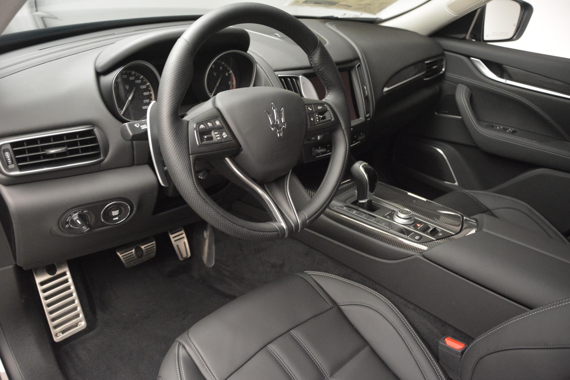 New 2018 Maserati Levante S Q4 GranSport For Sale In Greenwich, CT. Alfa Romeo of Greenwich, M2167 2360_p15