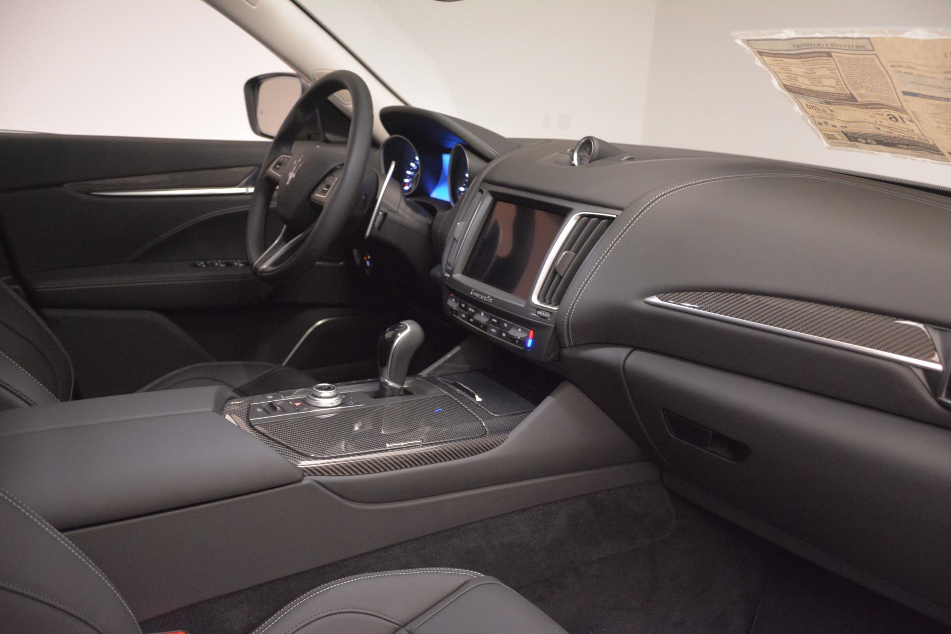 New 2018 Maserati Levante S Q4 GranSport For Sale In Greenwich, CT. Alfa Romeo of Greenwich, M2167 2360_p19
