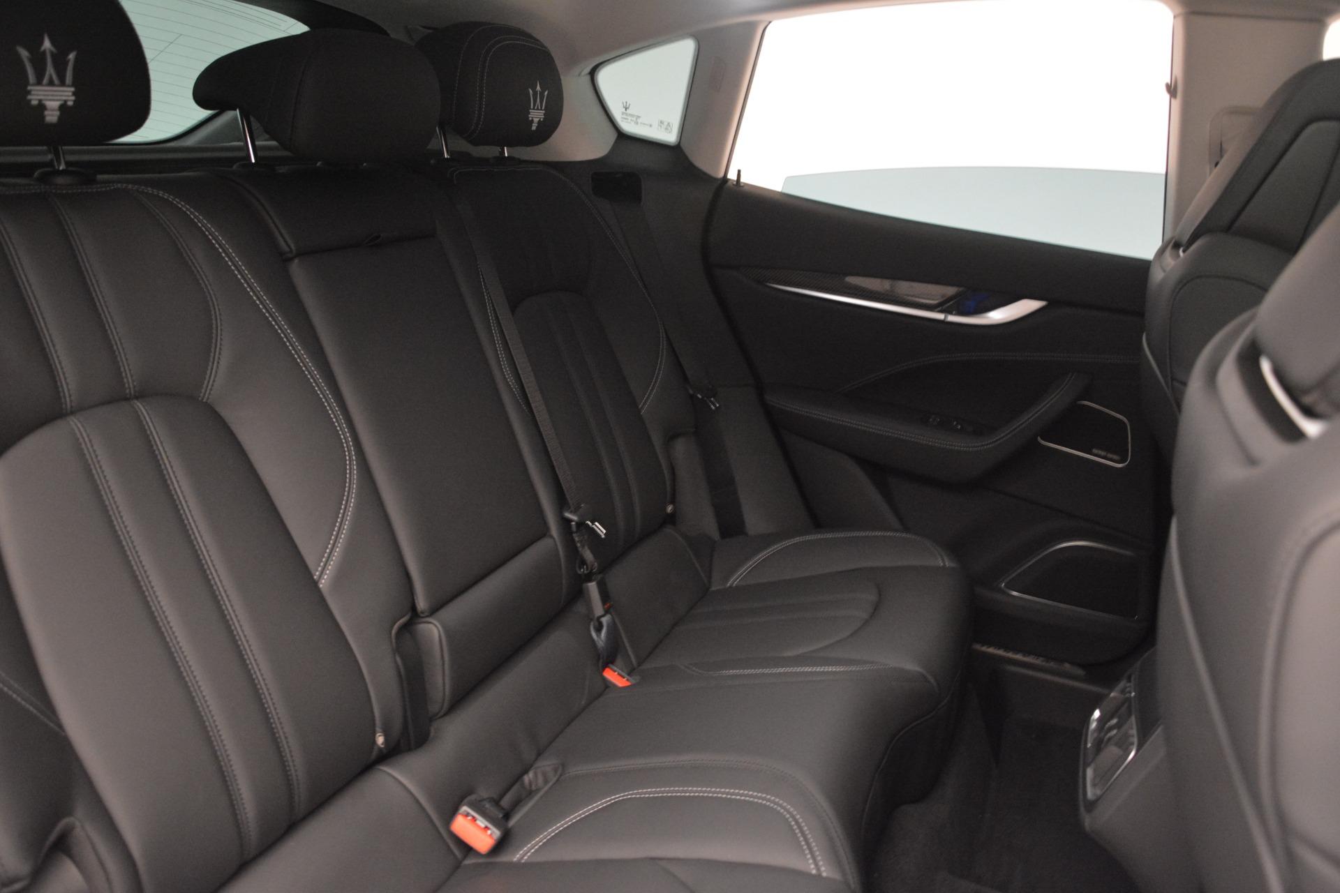New 2018 Maserati Levante S Q4 GranSport For Sale In Greenwich, CT. Alfa Romeo of Greenwich, M2167 2360_p22