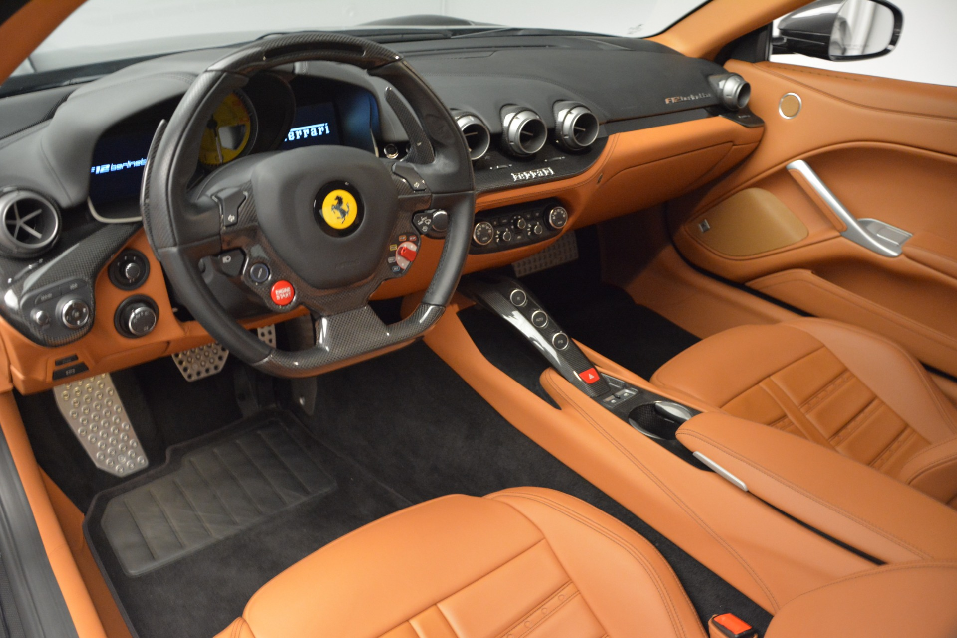 Used 2014 Ferrari F12 Berlinetta  For Sale In Greenwich, CT. Alfa Romeo of Greenwich, 4489 2361_p13