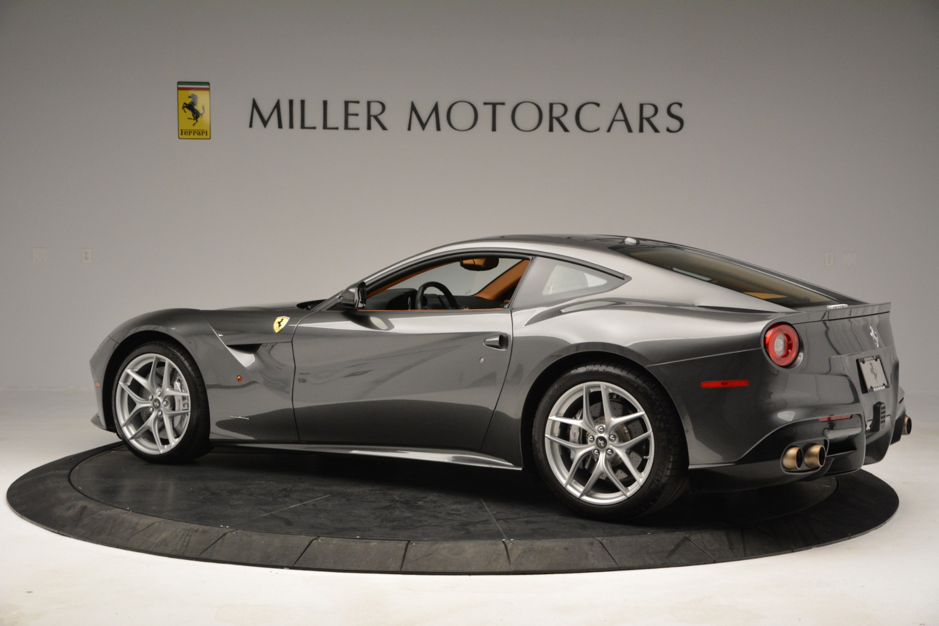Used 2014 Ferrari F12 Berlinetta  For Sale In Greenwich, CT. Alfa Romeo of Greenwich, 4489 2361_p4
