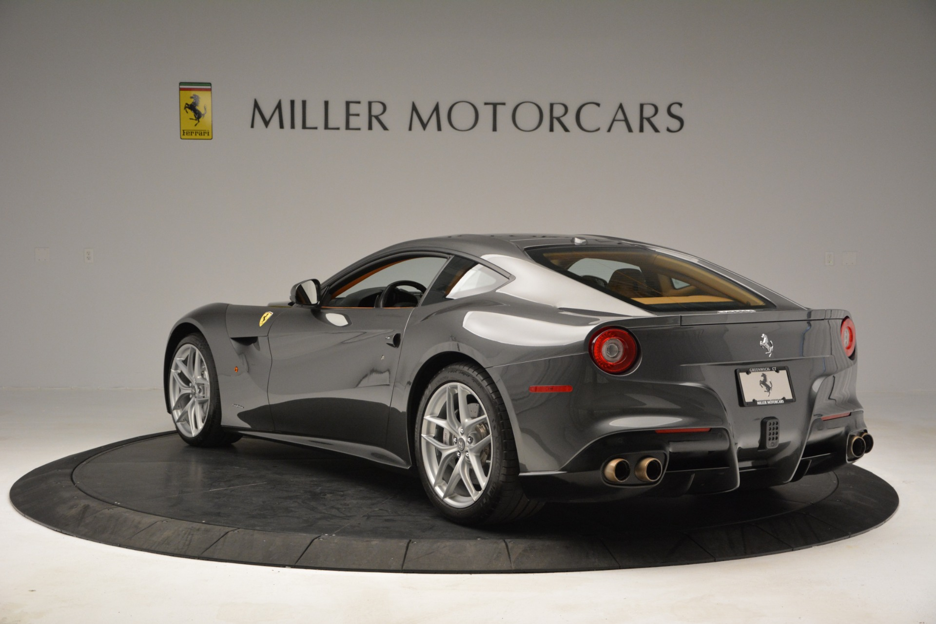 Used 2014 Ferrari F12 Berlinetta  For Sale In Greenwich, CT. Alfa Romeo of Greenwich, 4489 2361_p5