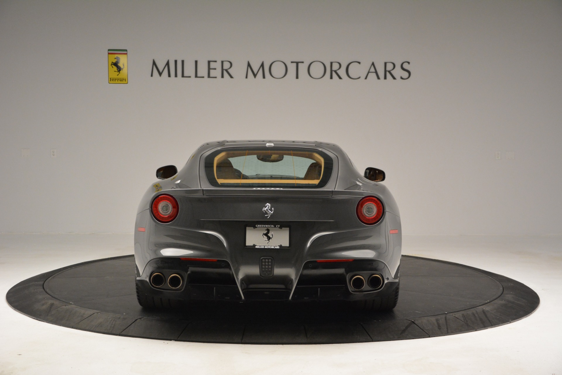 Used 2014 Ferrari F12 Berlinetta  For Sale In Greenwich, CT. Alfa Romeo of Greenwich, 4489 2361_p6