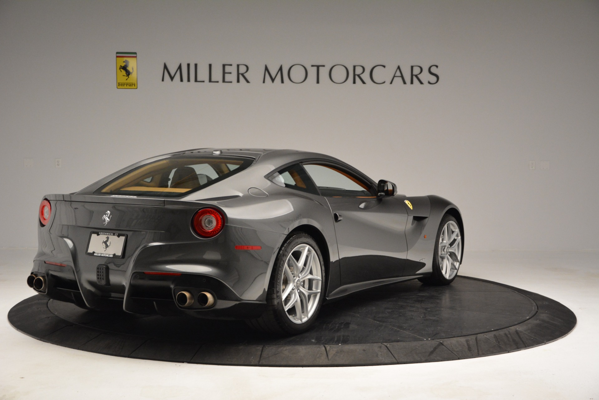 Used 2014 Ferrari F12 Berlinetta  For Sale In Greenwich, CT. Alfa Romeo of Greenwich, 4489 2361_p7