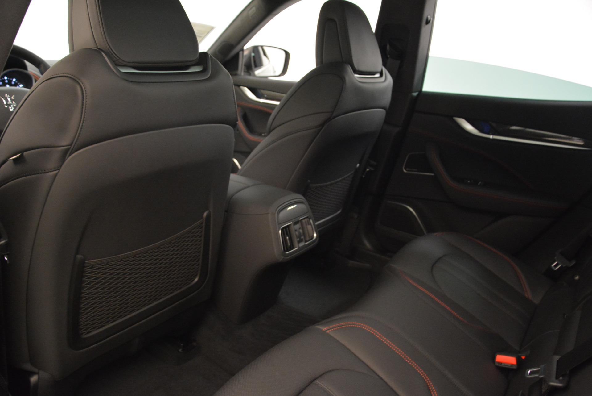 New 2018 Maserati Levante S Q4 GranSport For Sale In Greenwich, CT. Alfa Romeo of Greenwich, M2168 2362_p22