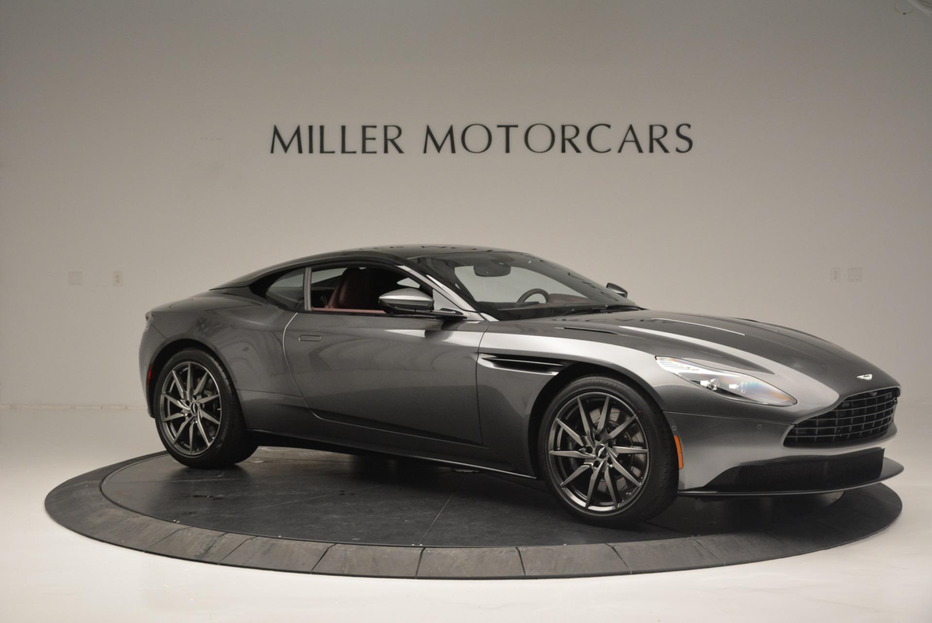 New 2018 Aston Martin DB11 V12 Coupe For Sale In Greenwich, CT. Alfa Romeo of Greenwich, A1274 2364_p10