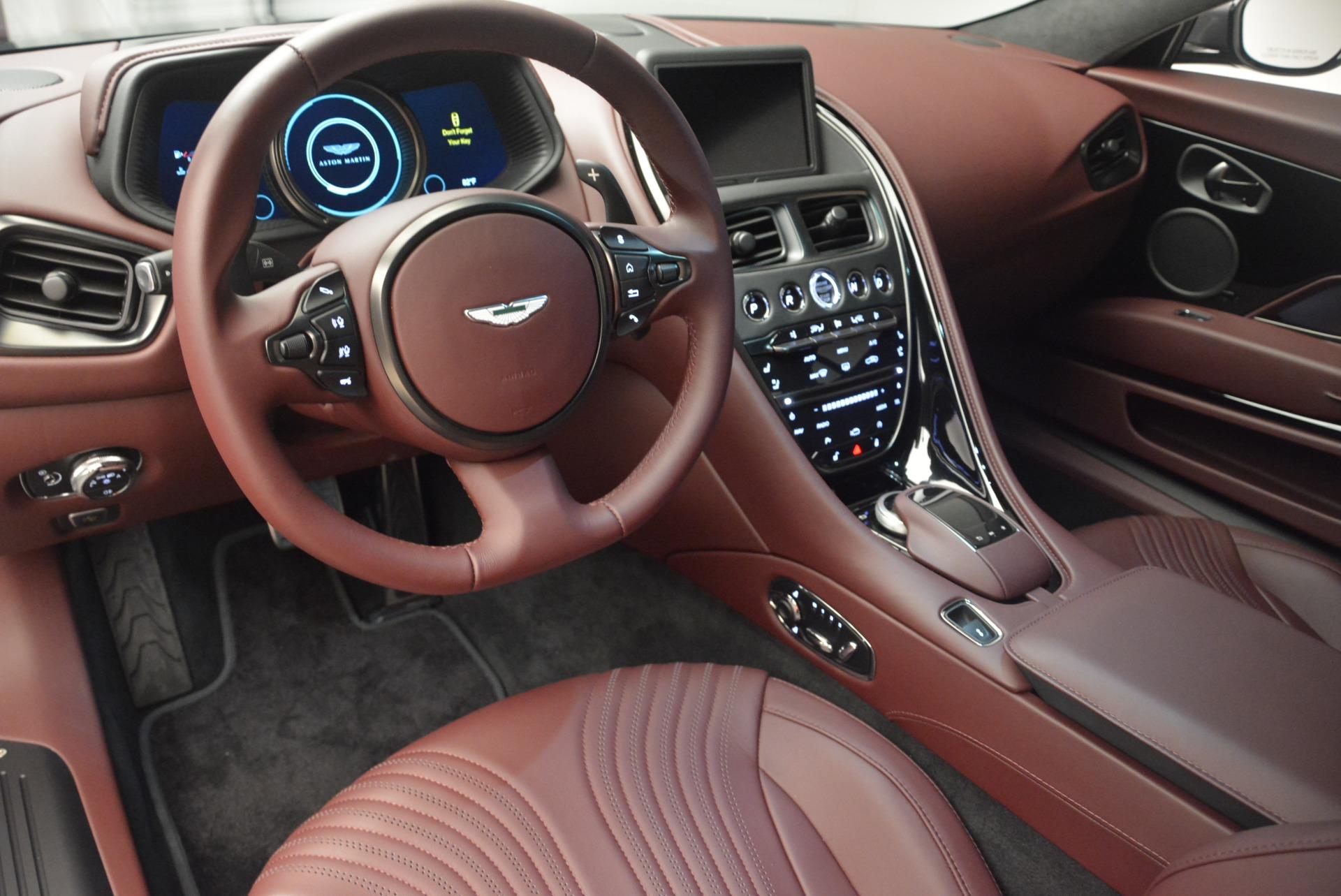 New 2018 Aston Martin DB11 V12 Coupe For Sale In Greenwich, CT. Alfa Romeo of Greenwich, A1274 2364_p14