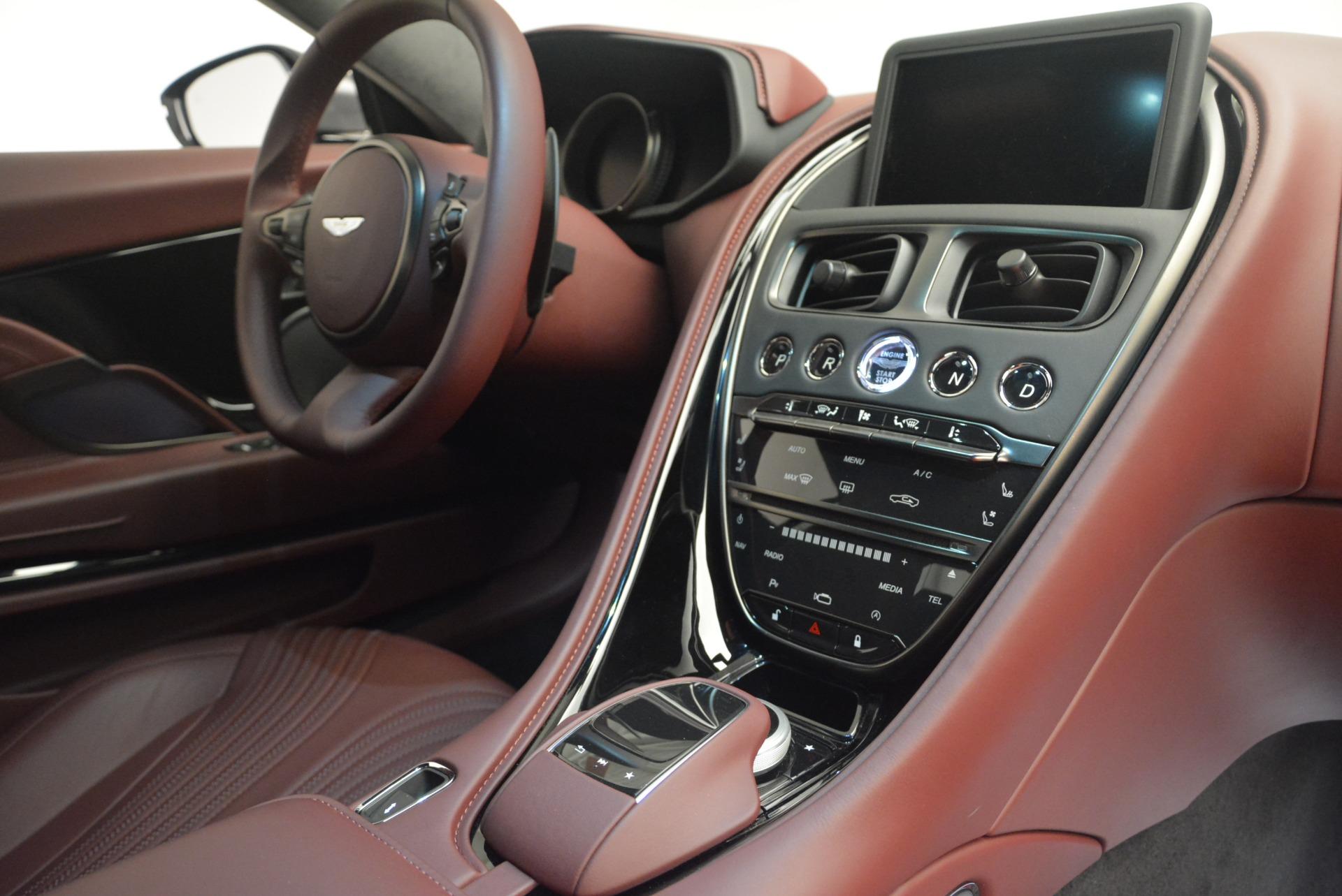 New 2018 Aston Martin DB11 V12 Coupe For Sale In Greenwich, CT. Alfa Romeo of Greenwich, A1274 2364_p18