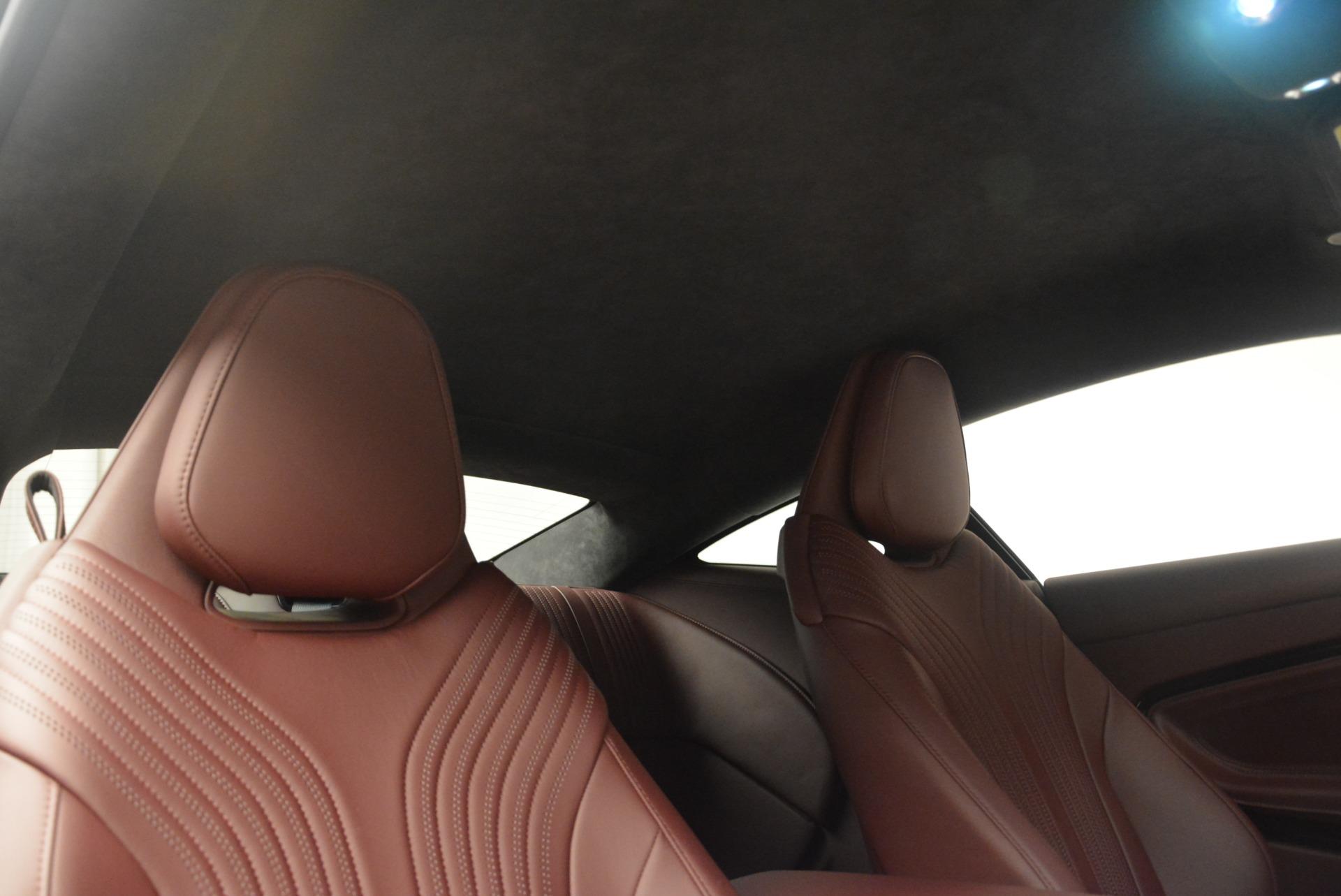 New 2018 Aston Martin DB11 V12 Coupe For Sale In Greenwich, CT. Alfa Romeo of Greenwich, A1274 2364_p19