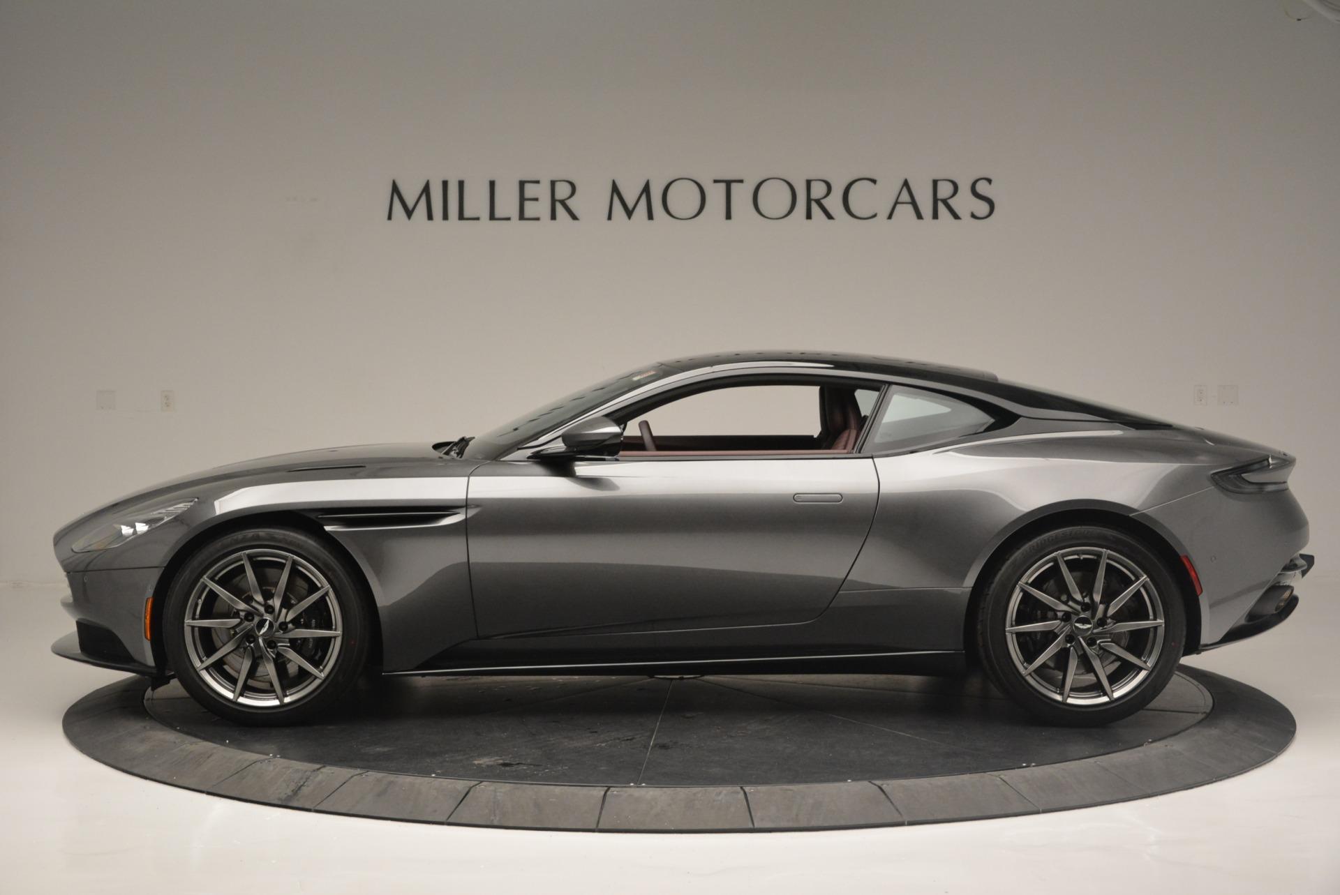 New 2018 Aston Martin DB11 V12 Coupe For Sale In Greenwich, CT. Alfa Romeo of Greenwich, A1274 2364_p3