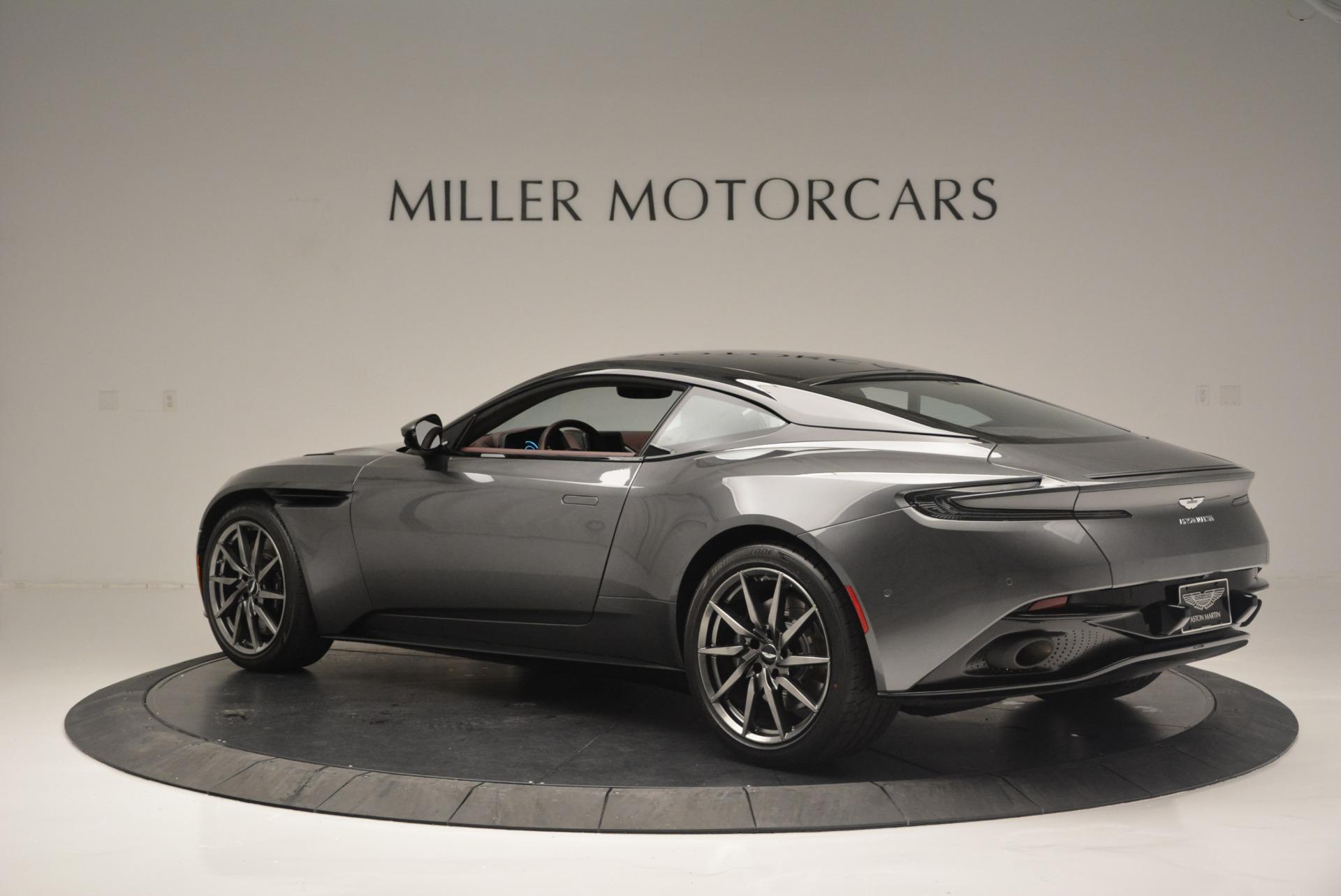 New 2018 Aston Martin DB11 V12 Coupe For Sale In Greenwich, CT. Alfa Romeo of Greenwich, A1274 2364_p4